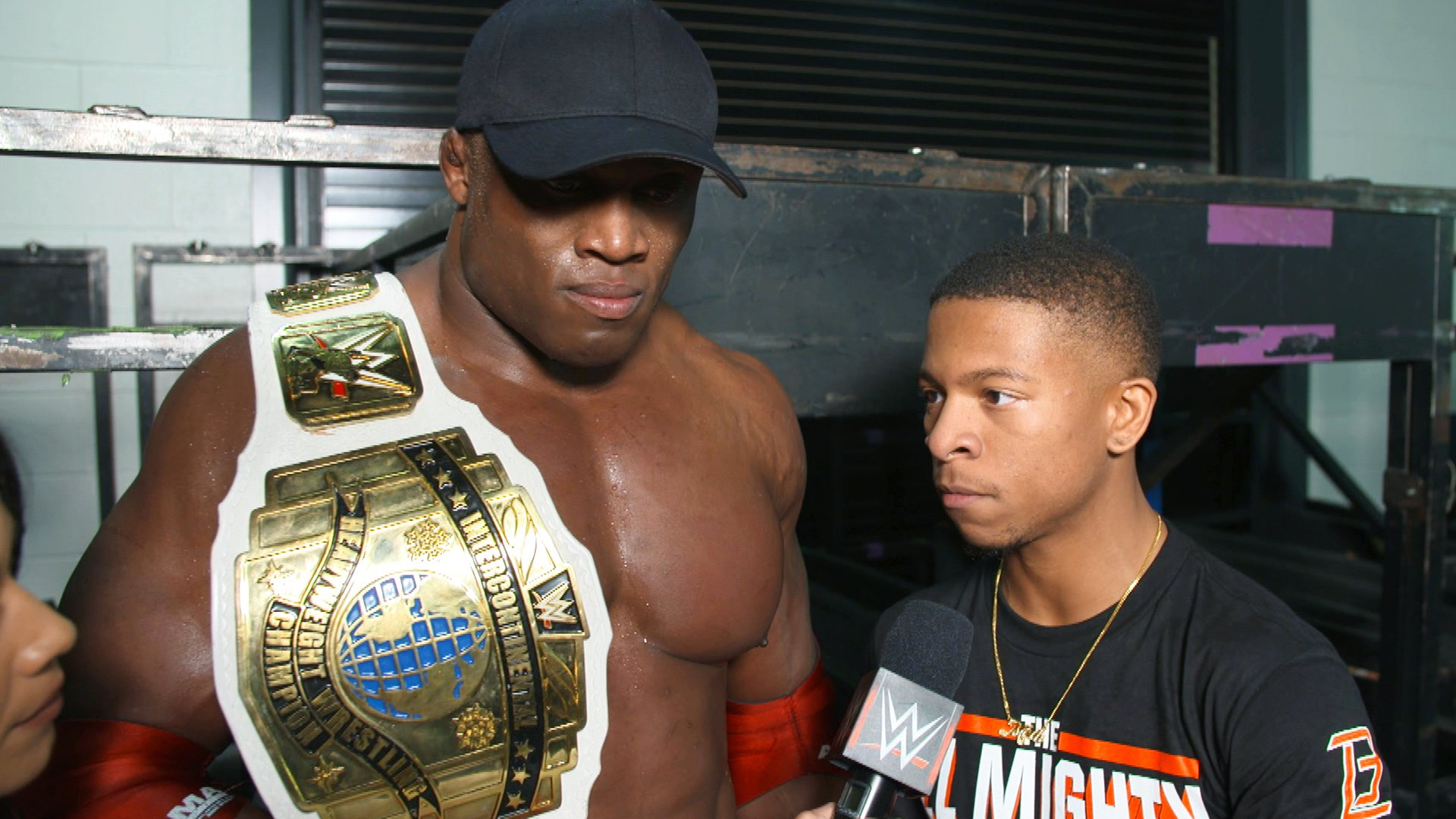 4fc2fd5a6d6f Bobby Lashley is back on top  WWE.com Exclusive