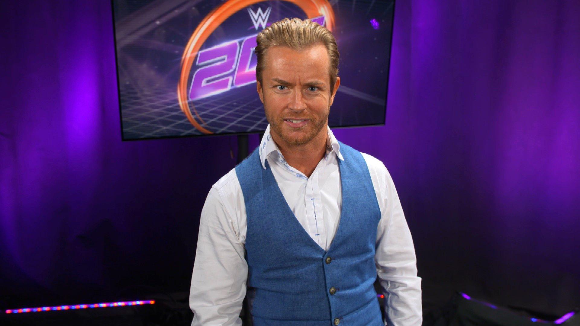 Drake Maverick annonce qu'Humberto Carrillo rejoint WWE 205 Live: Exclusivité WWE.fr, 15 Janvier 2019