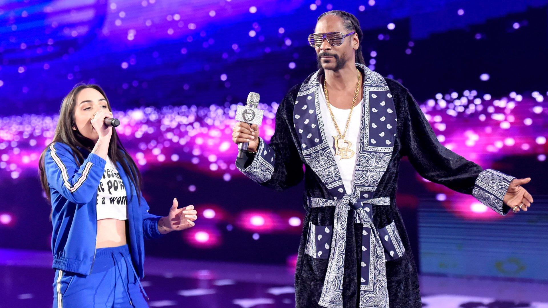 Best WrestleMania musical performances