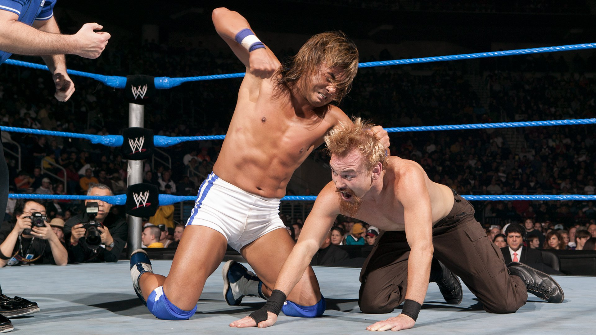 Image result for WWE armageddon 2004 Spike Dudley vs Funaki