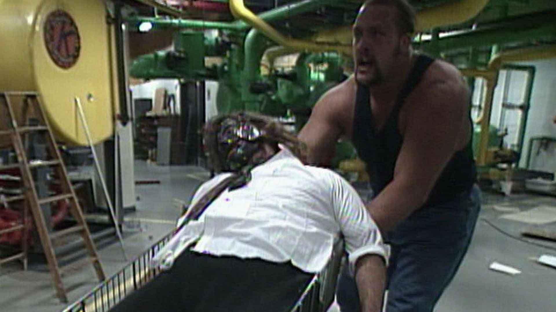 Image result for backlash 1999 Boiler Room Brawl