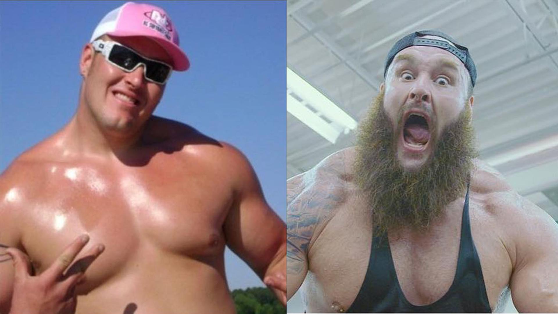 Les Superstars WWE réagissent au 10-year challenge