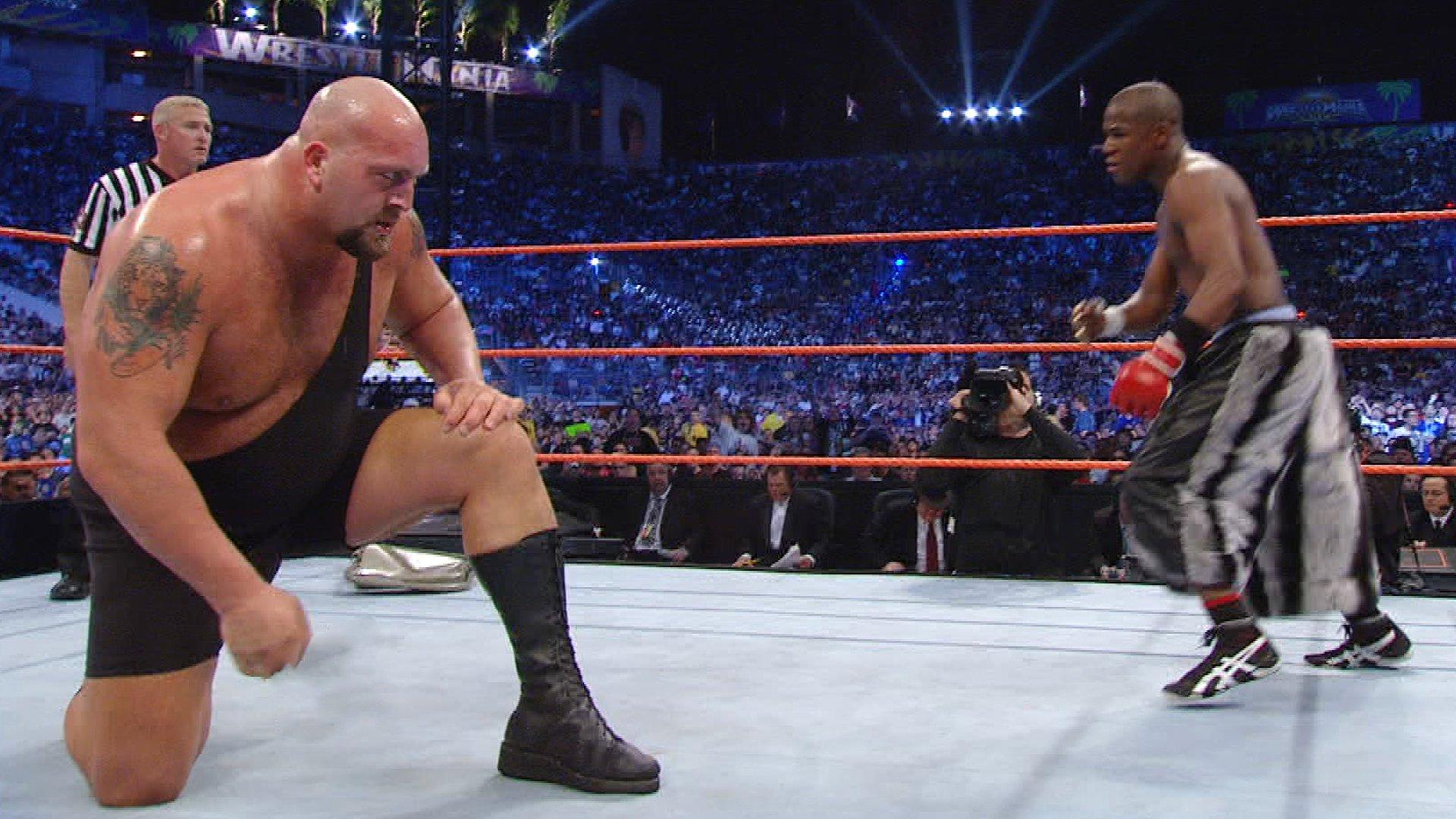 Tyson Fury floyd mayweather