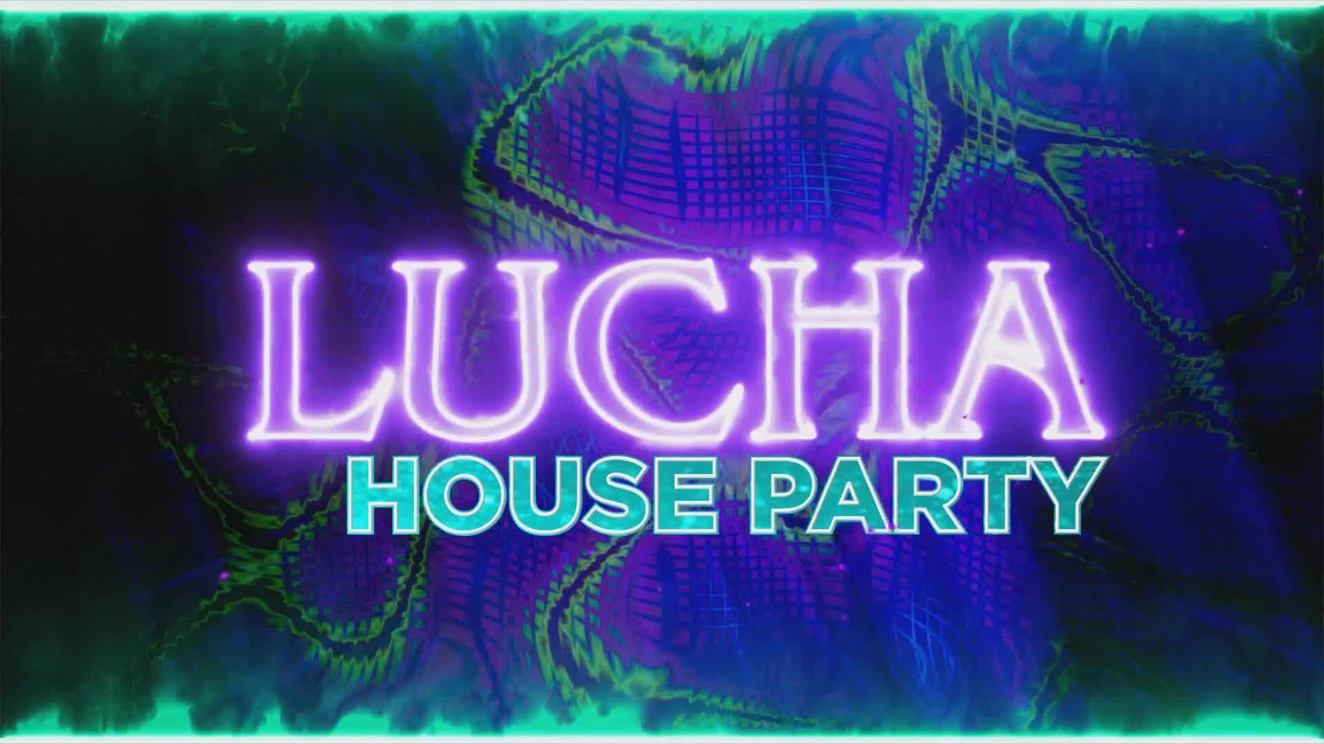 Vidéo d'entrée de Lucha House Party