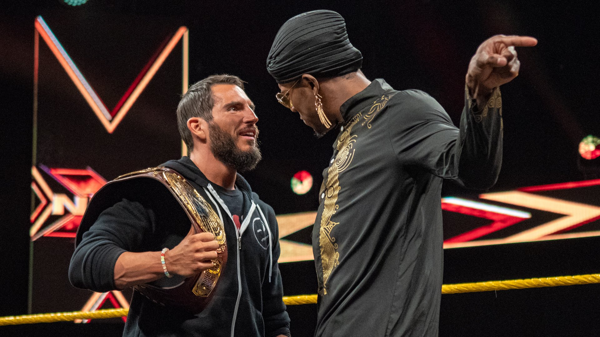 Velveteen Dream décide de s Johnny Gargano's NXT North American Title: WWE NXT, Feb. 6, 2019