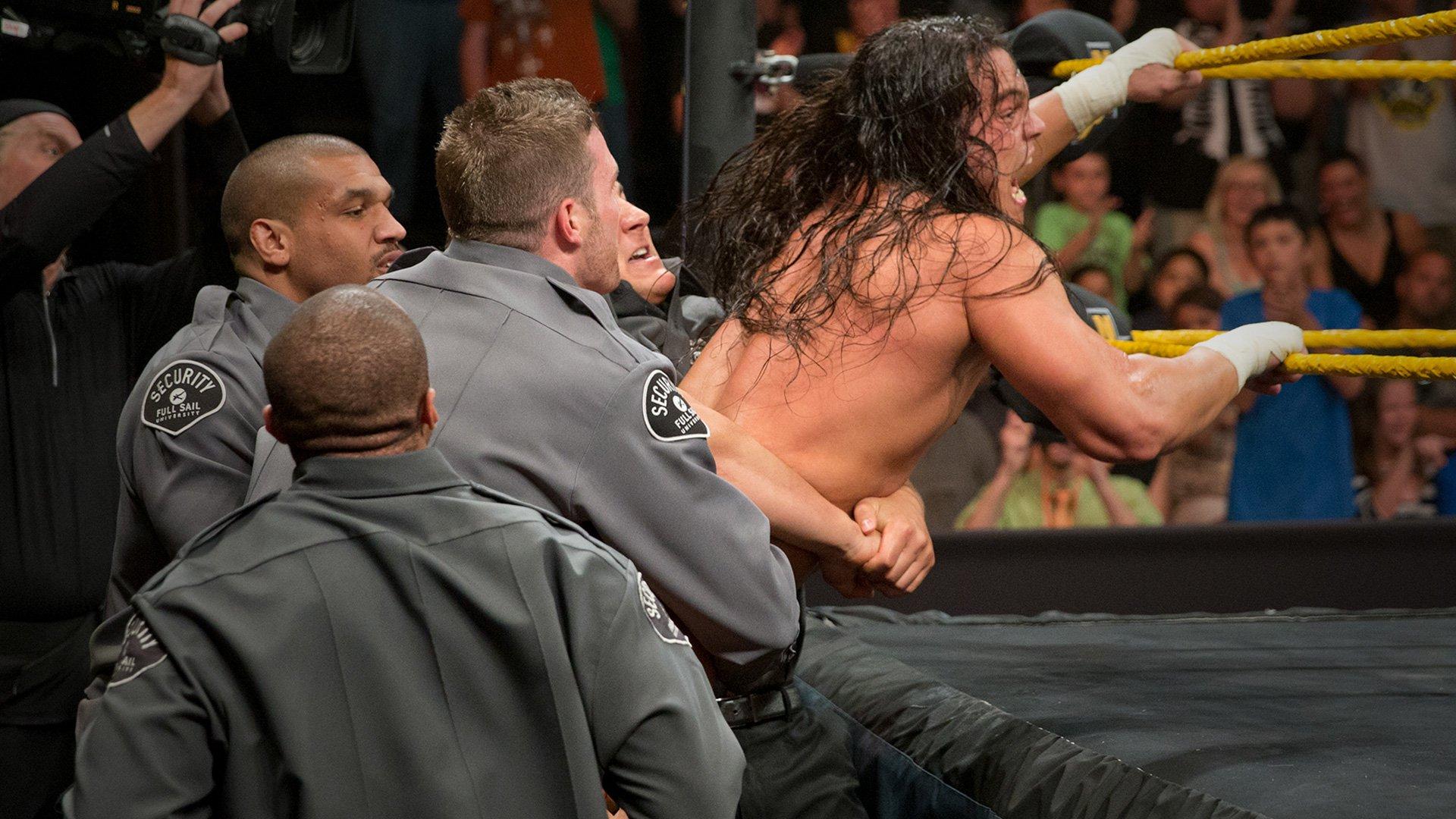Les moments LOL inattendus: NXT Top 5, 24 Fev 2019