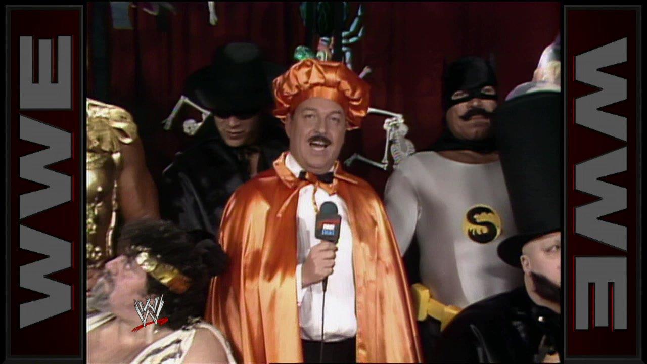 WWE Superstars Celebrate Halloween: Saturday Nightu0027s Main Event, Nov. 2,  1985