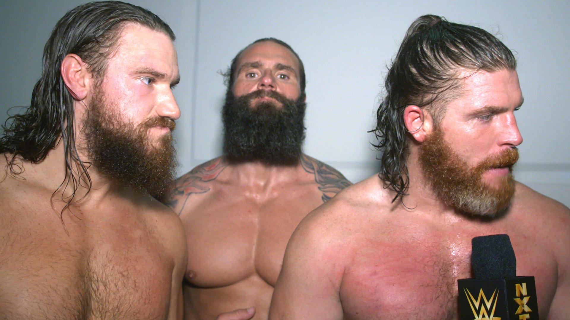 The Forgotten Sons ne voient aucune menace dans les Demi-Finales du Dusty Classic: Exclusivité WWE.fr, 6 Mars 2019