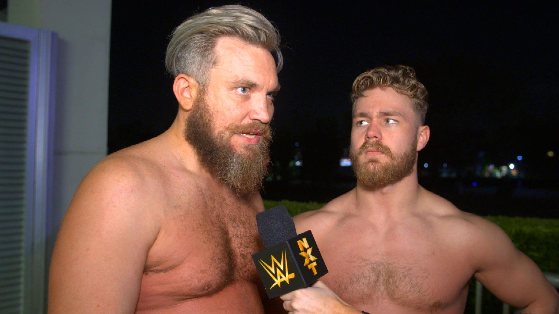 Ne pas décompter Moustache Mountain: Exclusivité WWE.fr, 13 Mars 2019