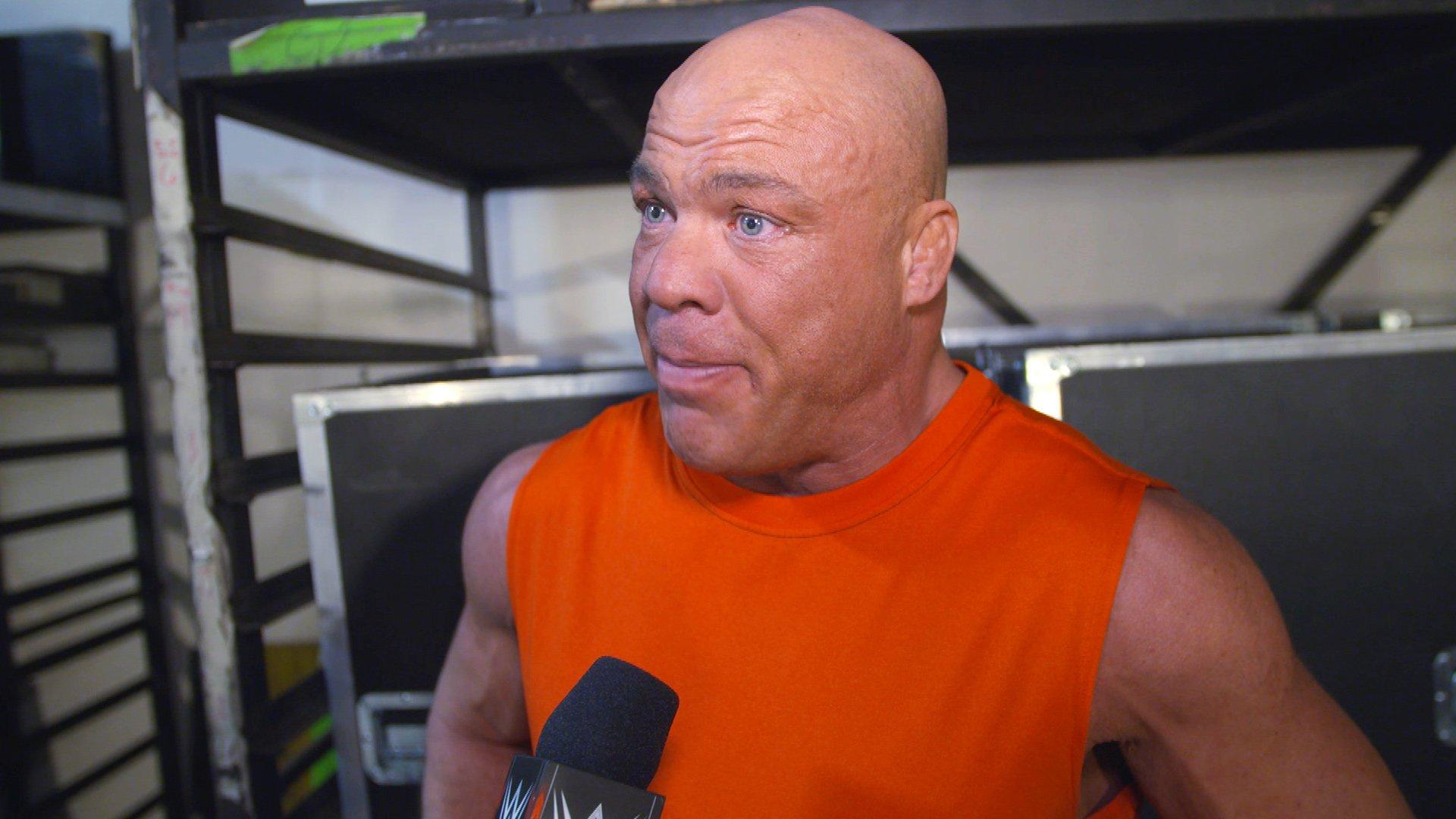 Kurt Angle explique pourquoi il a choisi d'affronter Chad Gable dans sa tournée d'adieu: Exclusivité WWE.fr, 18 Mars 2019