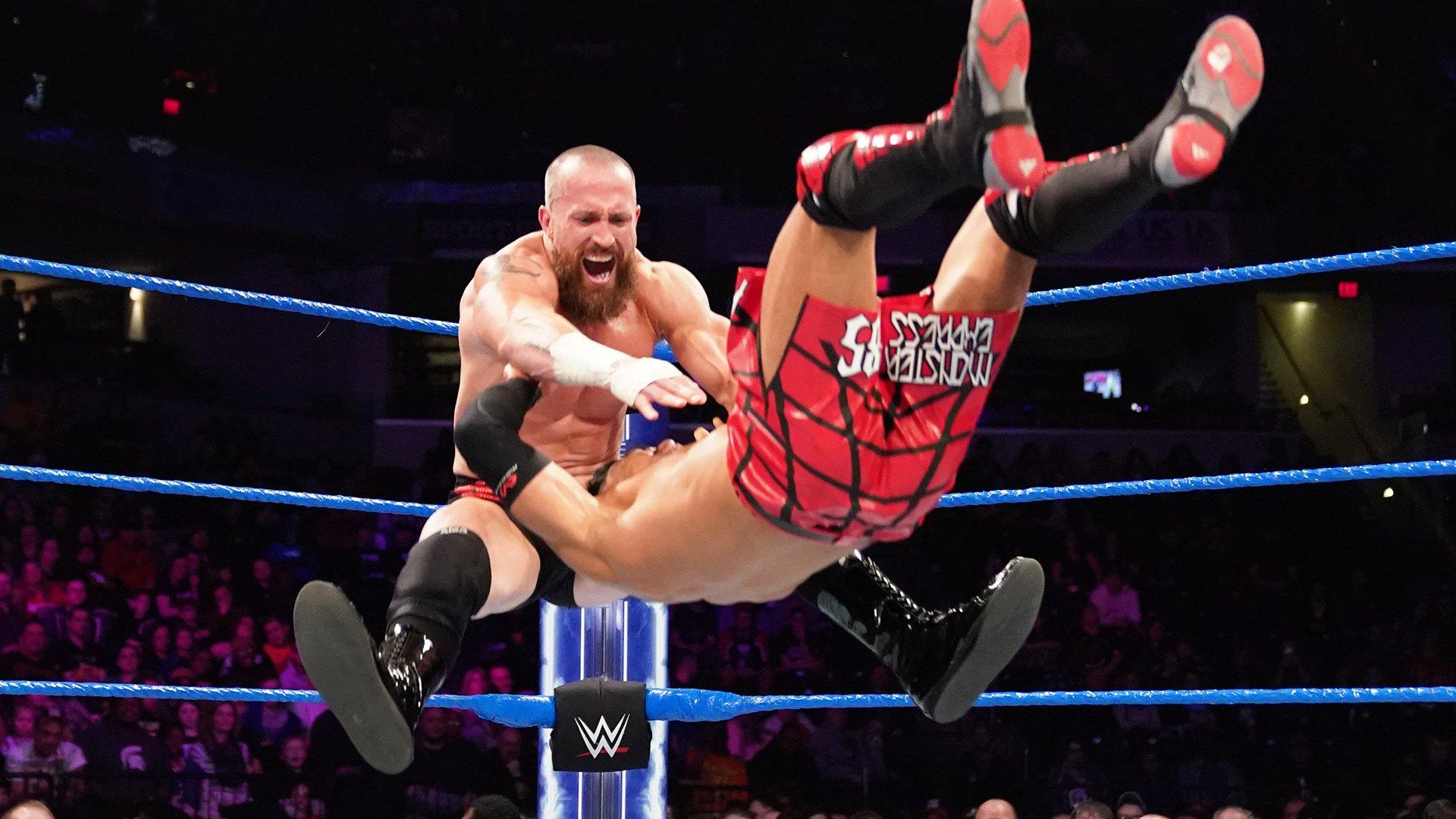 Akira Tozawa vs. Mike Kanellis: WWE 205 Live, 19 Mars 2019