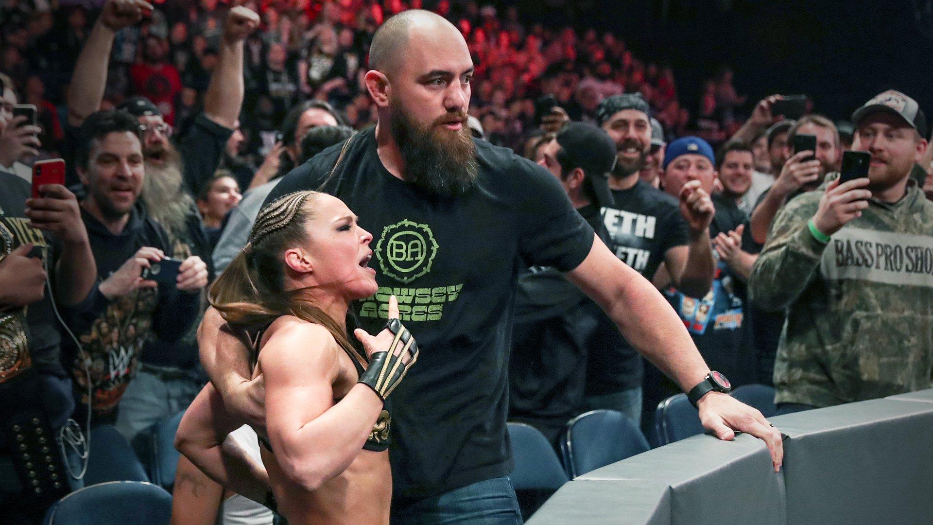 Les affrontements féroces du premier rang: WWE Top 10, 23 Mars 2019