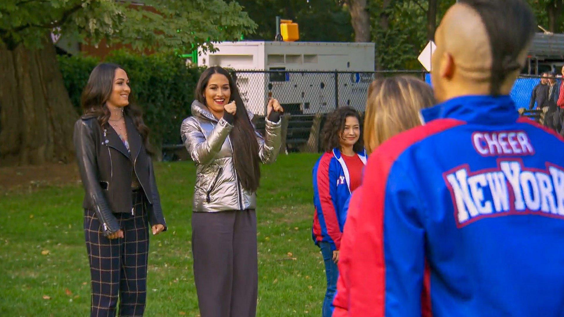 Nikki veut un rassemblement de soutien (mais pas Brie): Total Bellas Preview Clip, 17 Mars 2019