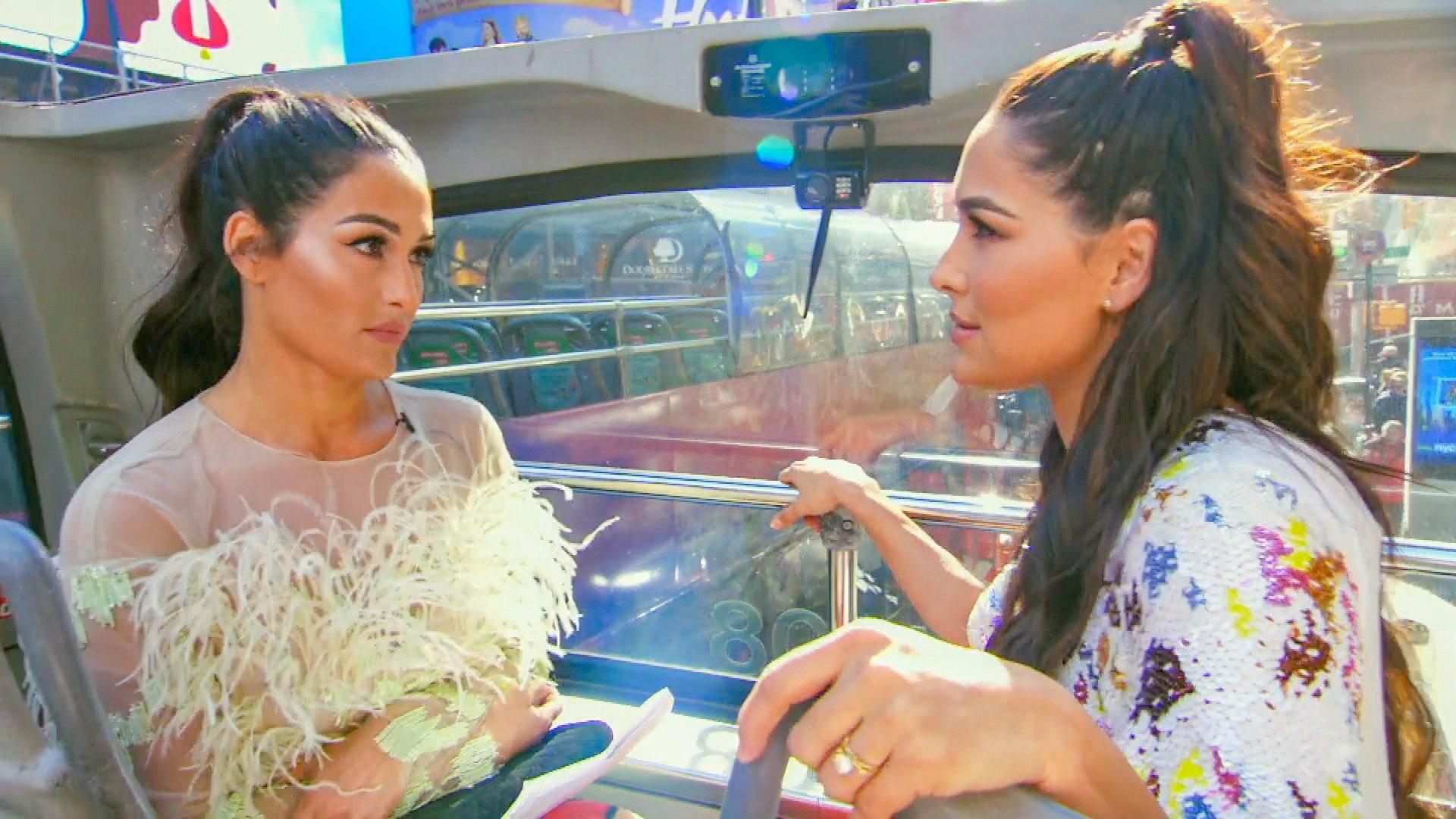"""Brie n'est pas stimulée par la """"Evolution Week"""": Total Bellas Preview Clip, 17 Mars 2019"""