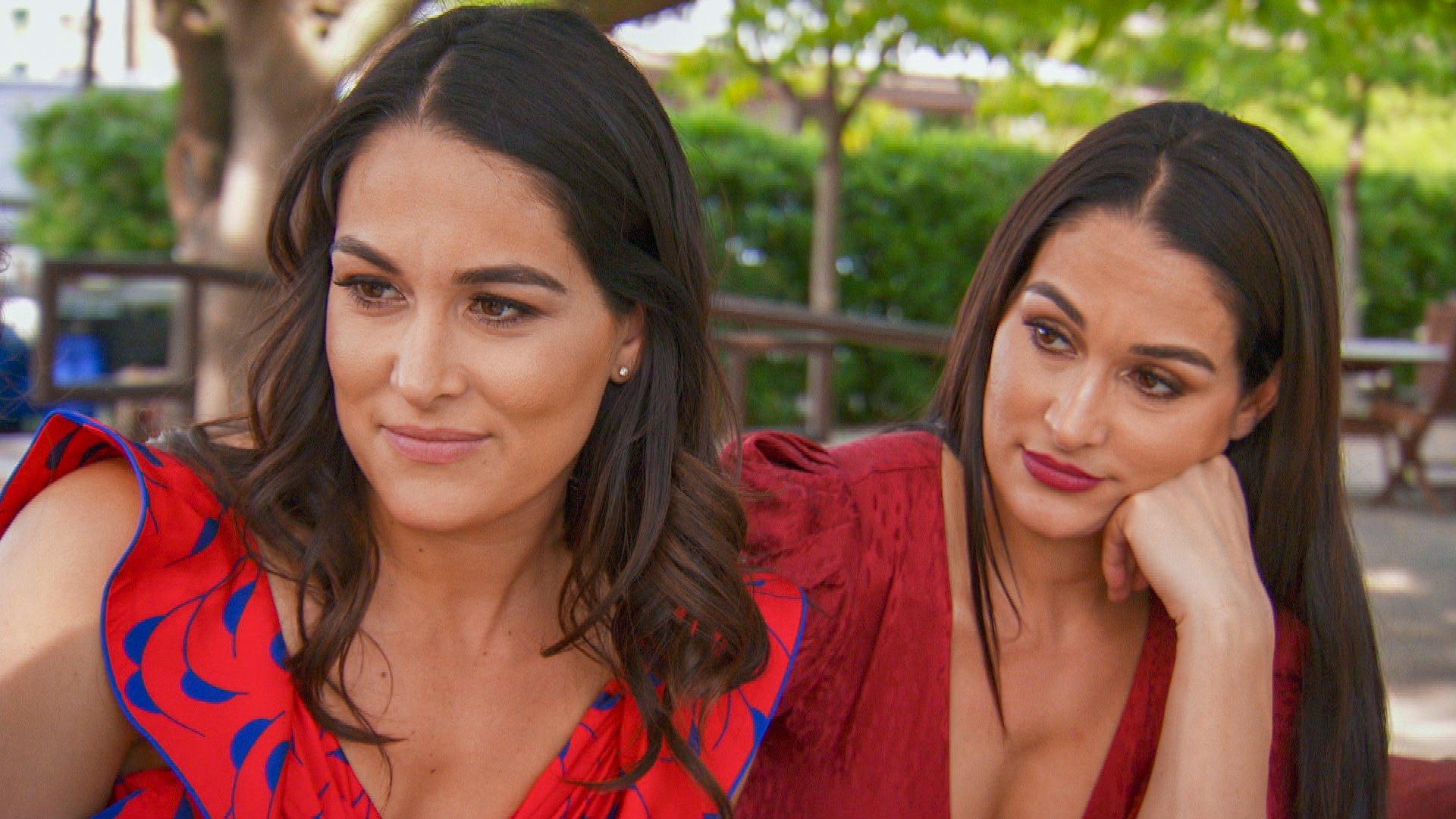 Nikki Bella ne peut pas ralentir: Total Bellas Preview Clip, Season 4 Finale