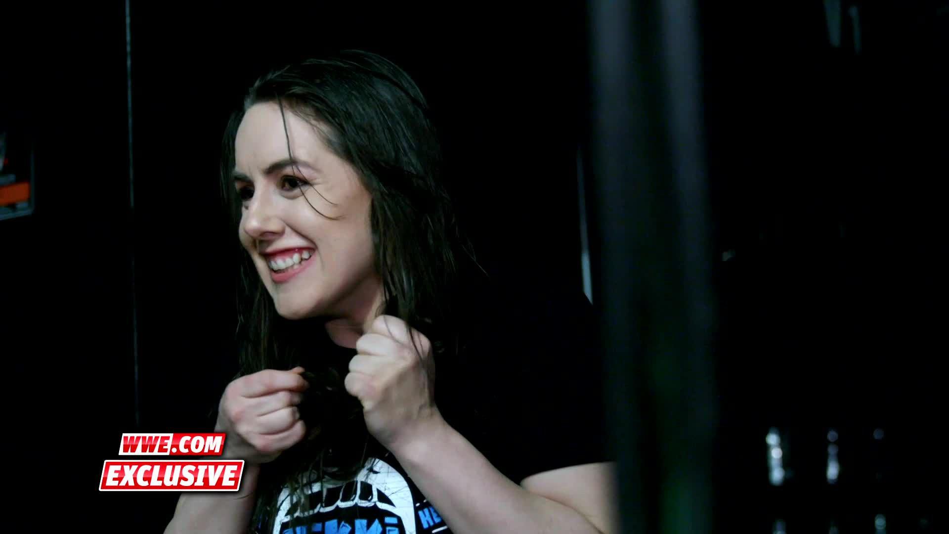 Nikki Cross réagit à l'annonce d'Alexa Bliss concernant WrestleMania: Exclusivité WWE.fr, 12 Mars 2019