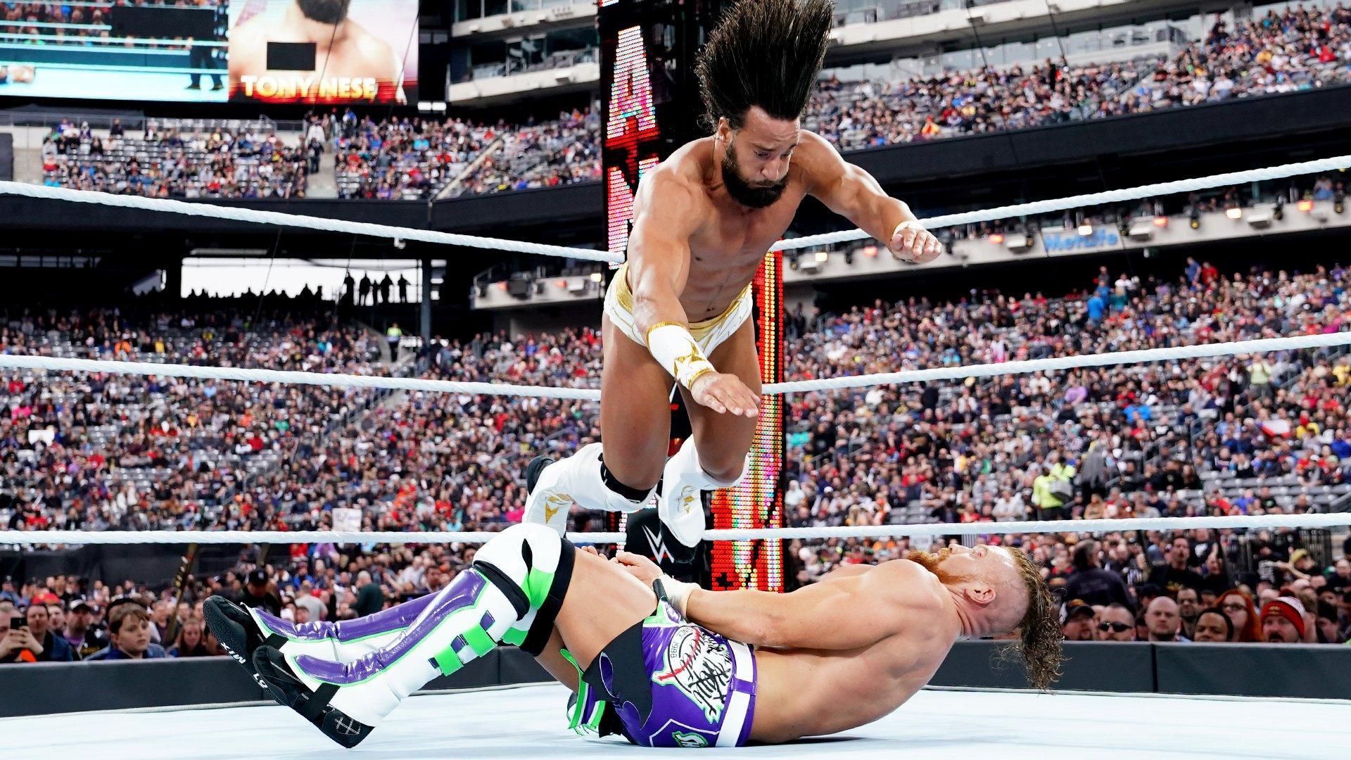 Les Meilleurs Moments de WrestleMania 35: Offert par WWE Network