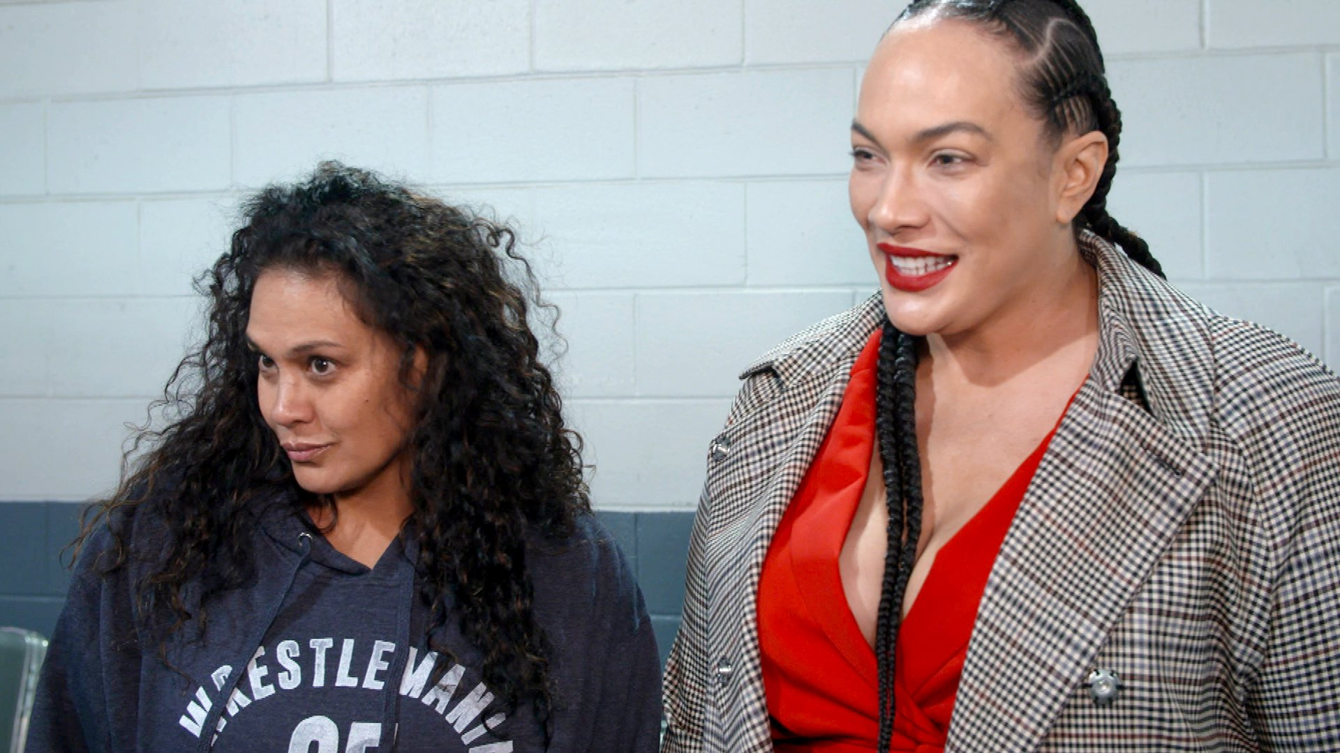 Nia Jax & Tamina sont bien préparées pour le Match de Championnat par Équipes Femmes: Exclusivité WWE.fr, 7 Avril 2019