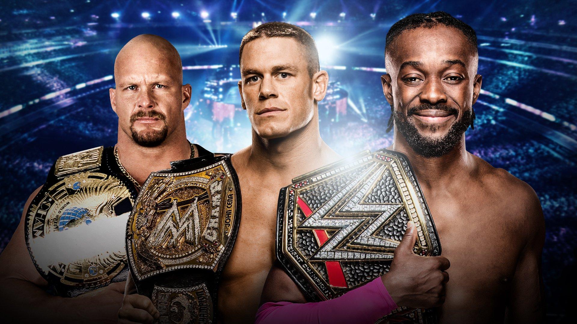 Chaque Champion WWE de l'histoire