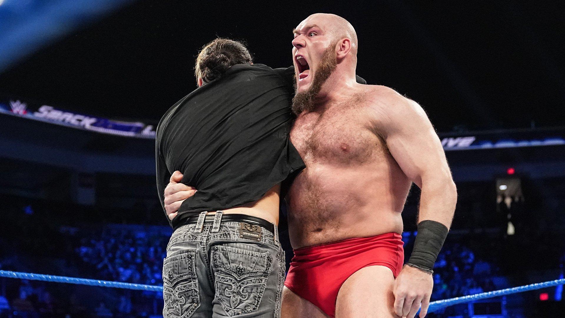 The Hardy Boyz abandonnent les Titres par Équipes de SmackDown: SmackDown LIVE, 30 Avril 2019