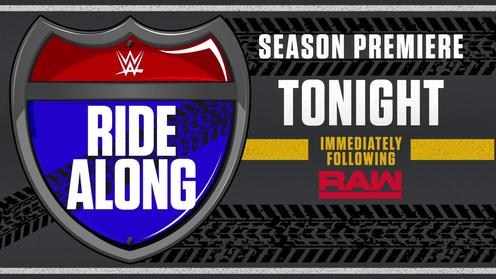 La première de la saison de WWE Ride Along - En streaming ce soir après Raw sur WWE Network