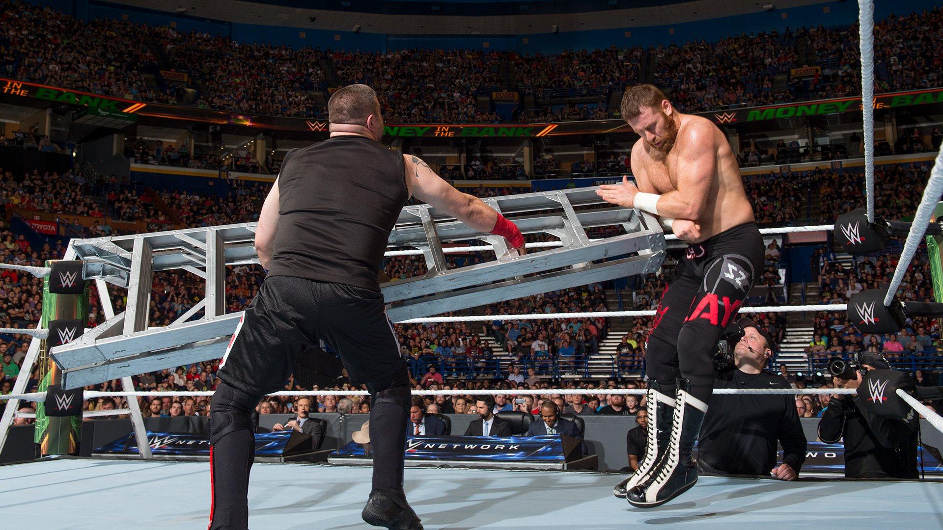 Le Match de l'échelle Money in the Bank Masculin: WWE Money in the Bank 2017 (Match Intégral - Exclusivité WWE Network)