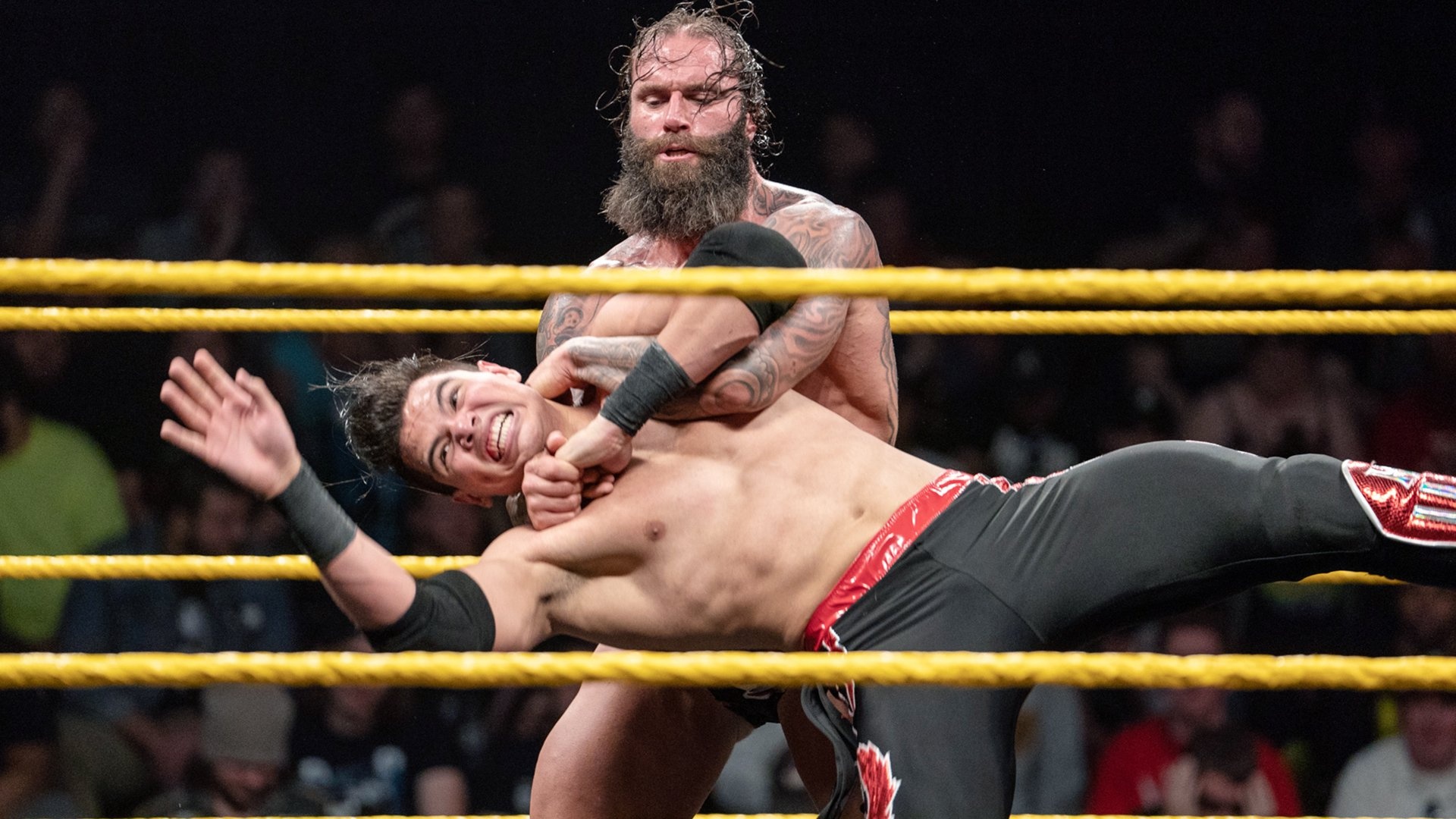 Humberto Carrillo, Oney Lorcan & Danny Burch vs. Forgotten Sons: WWE NXT, 1er Mai 2019
