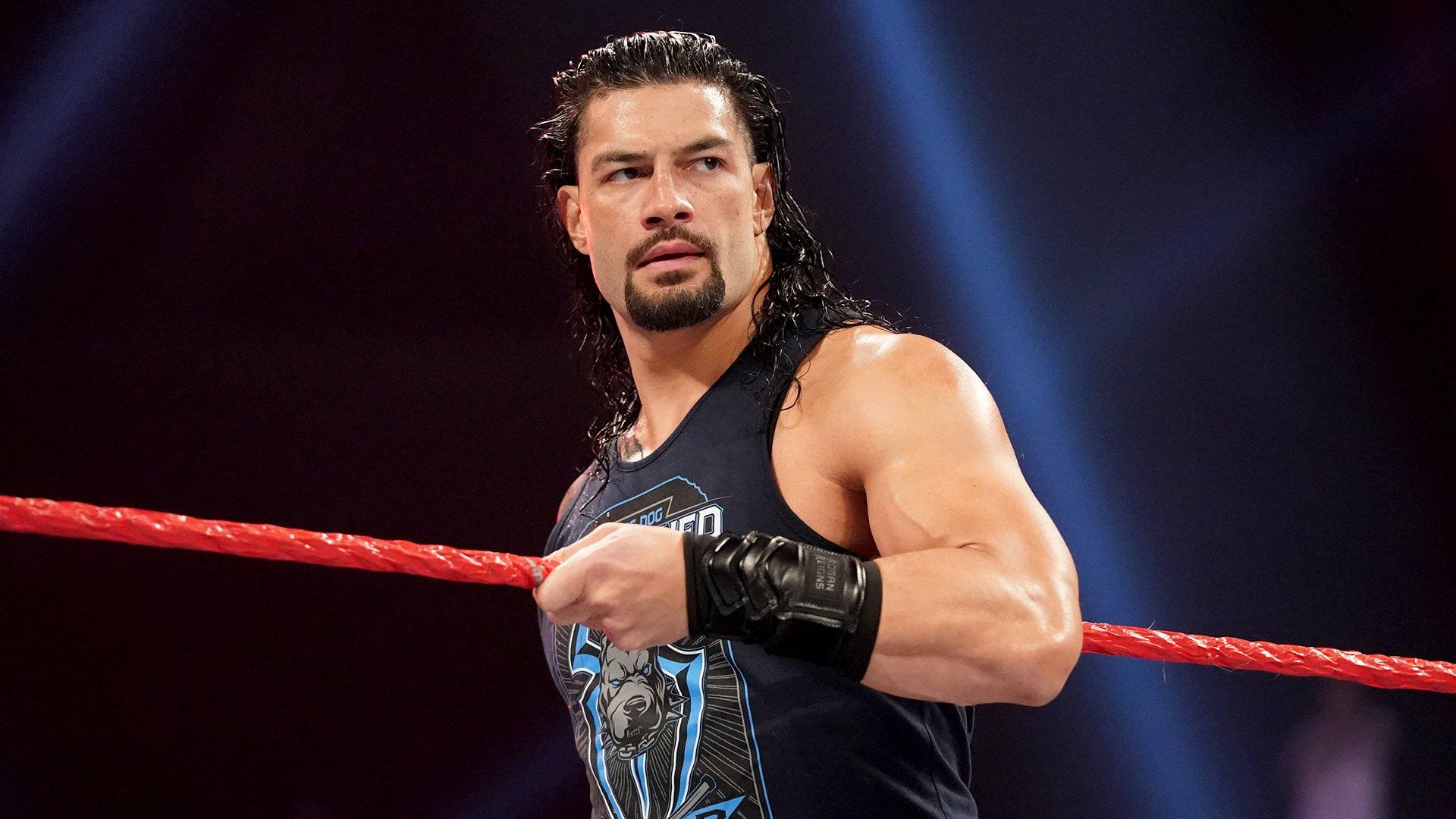 """Roman Reigns émerge dans la """"Règle Wild Card"""": Raw, 6 Mai 2019"""