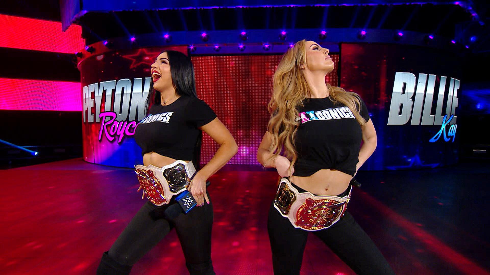 Exclusivités de SmackDown LIVE: 7 Mai 2019