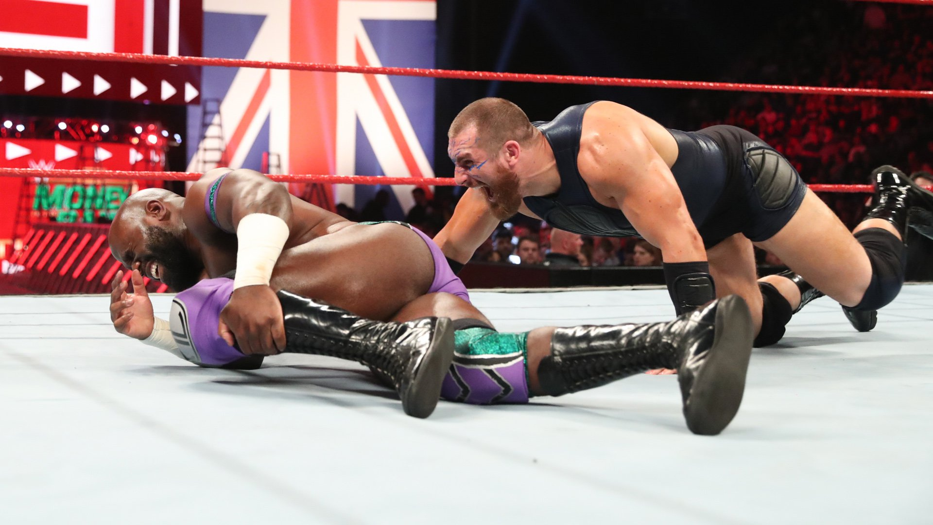 Apollo Crews vs. Mojo Rawley: Raw, 13 Mai 2019
