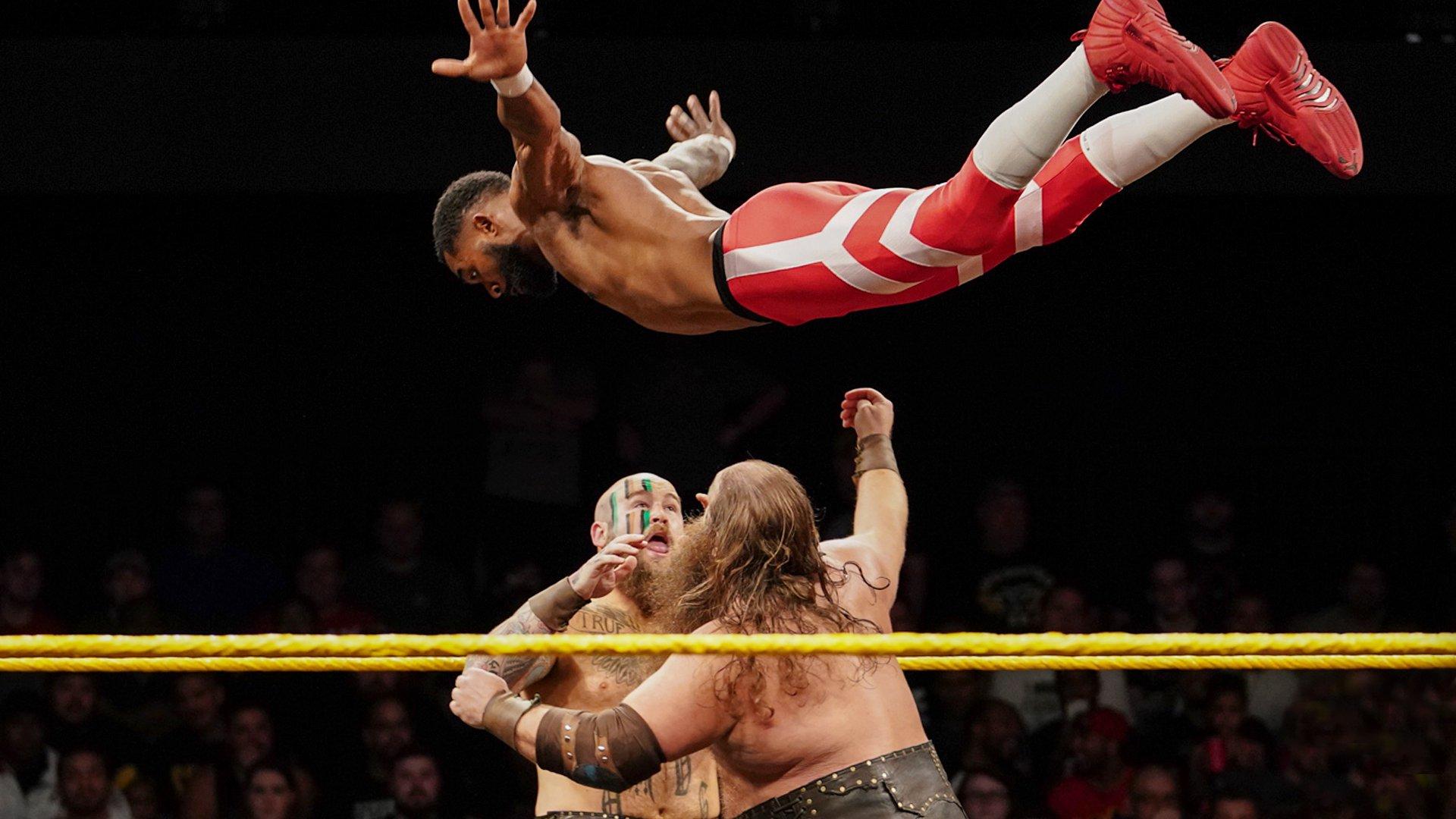 Viking Raiders vs. Street Profits – Match pour les Titres par Équipes de NXT: 15 Mai 2019