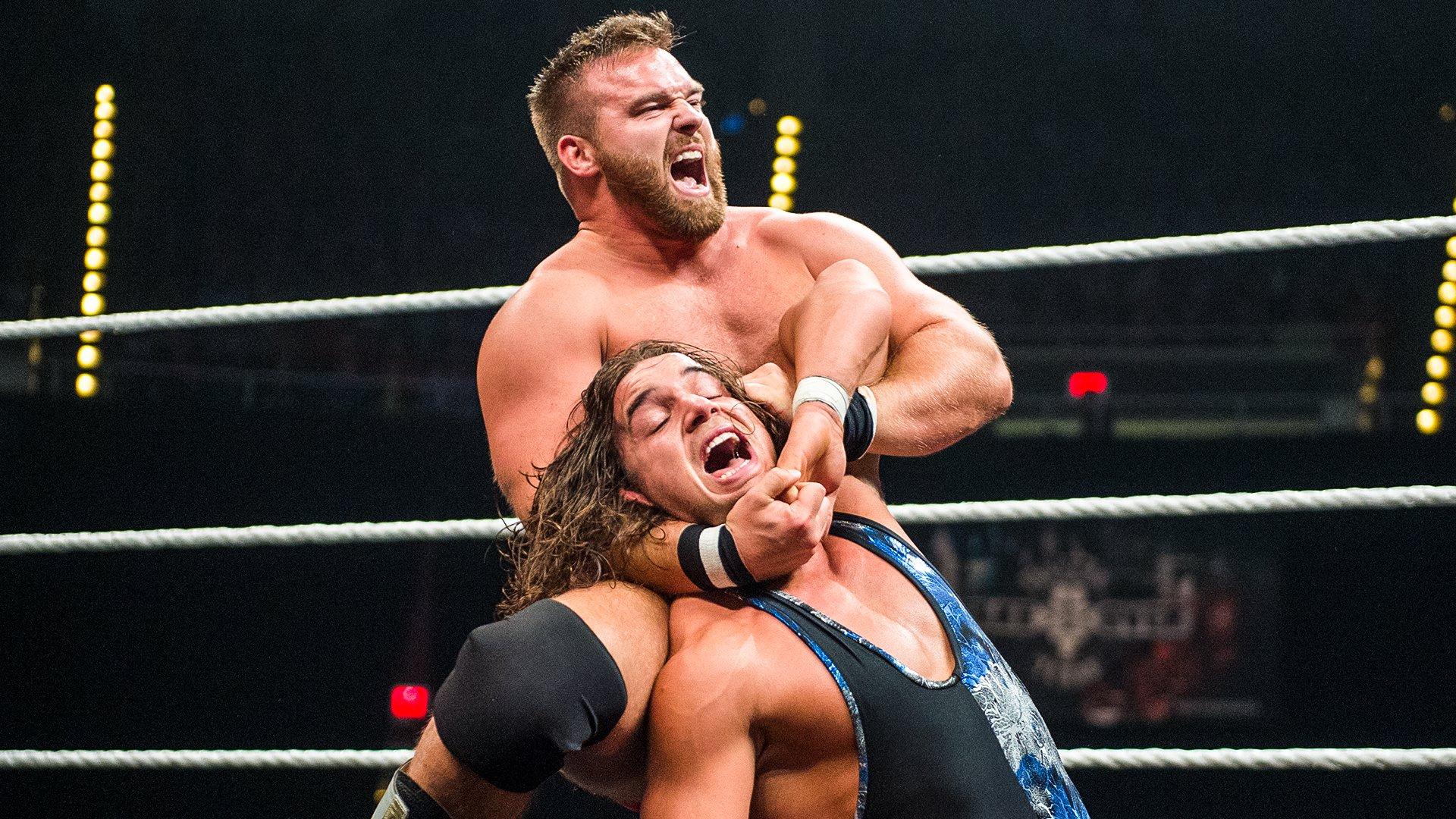 The Revival vs. American Alpha: NXT TakeOver: Dallas (Match intégral pour les Titres par Équipes NXT)