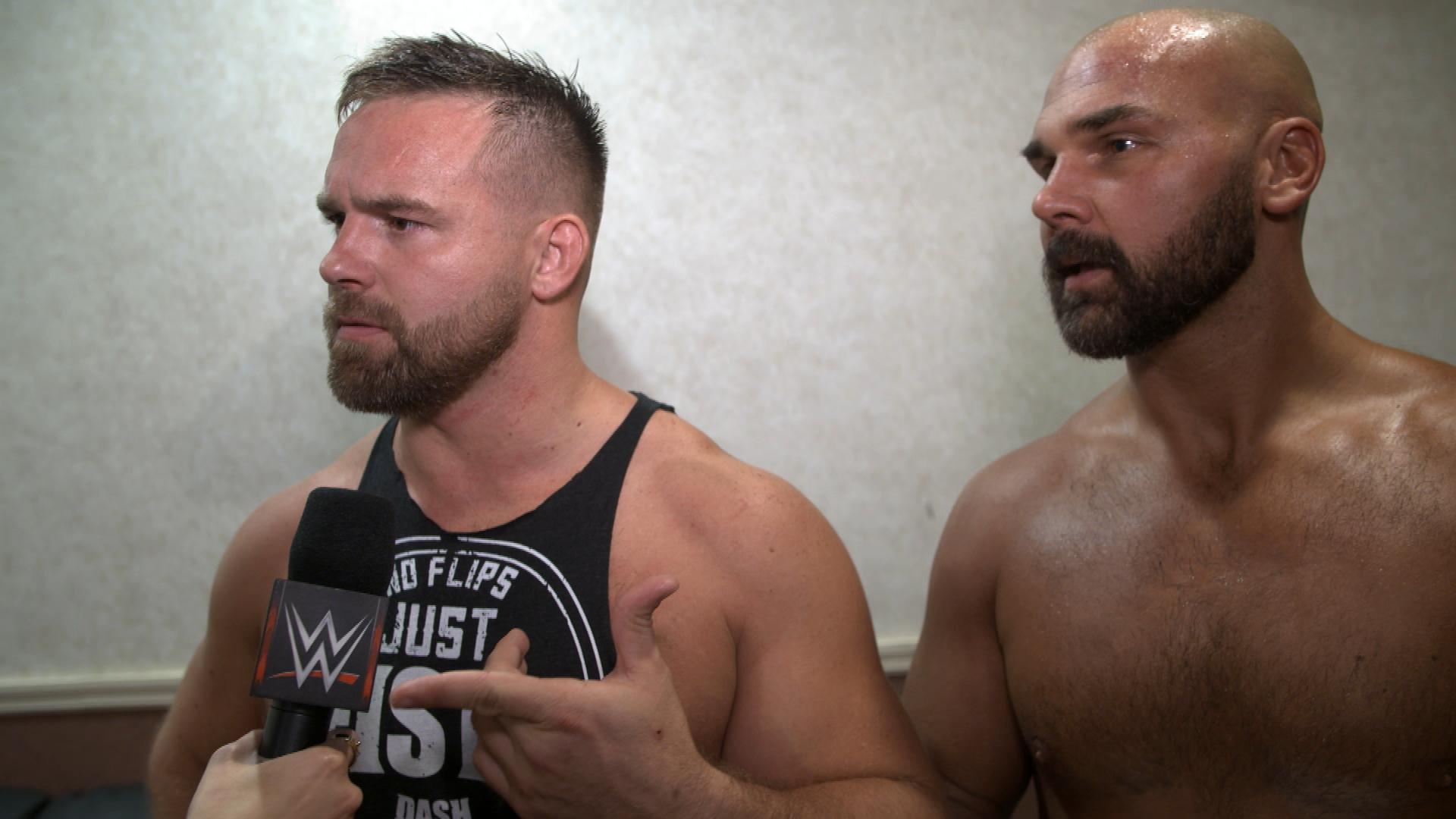 The Revival rient les derniers sur The Usos: Exclusivité WWE.fr, 20 Mai 2019