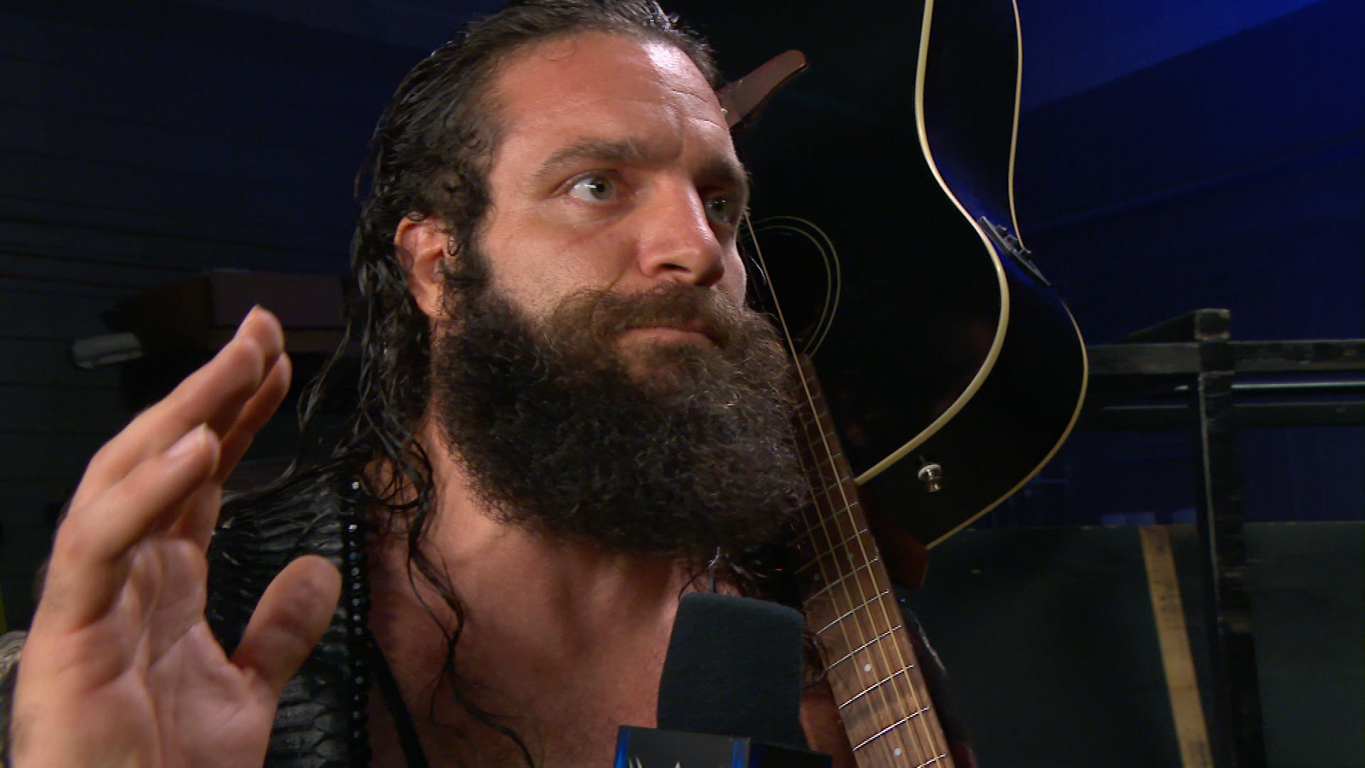 Est-ce que Elias est prêt pour affronter Roman Reigns?: Exclusivité WWE.fr, 7 Mai 2019