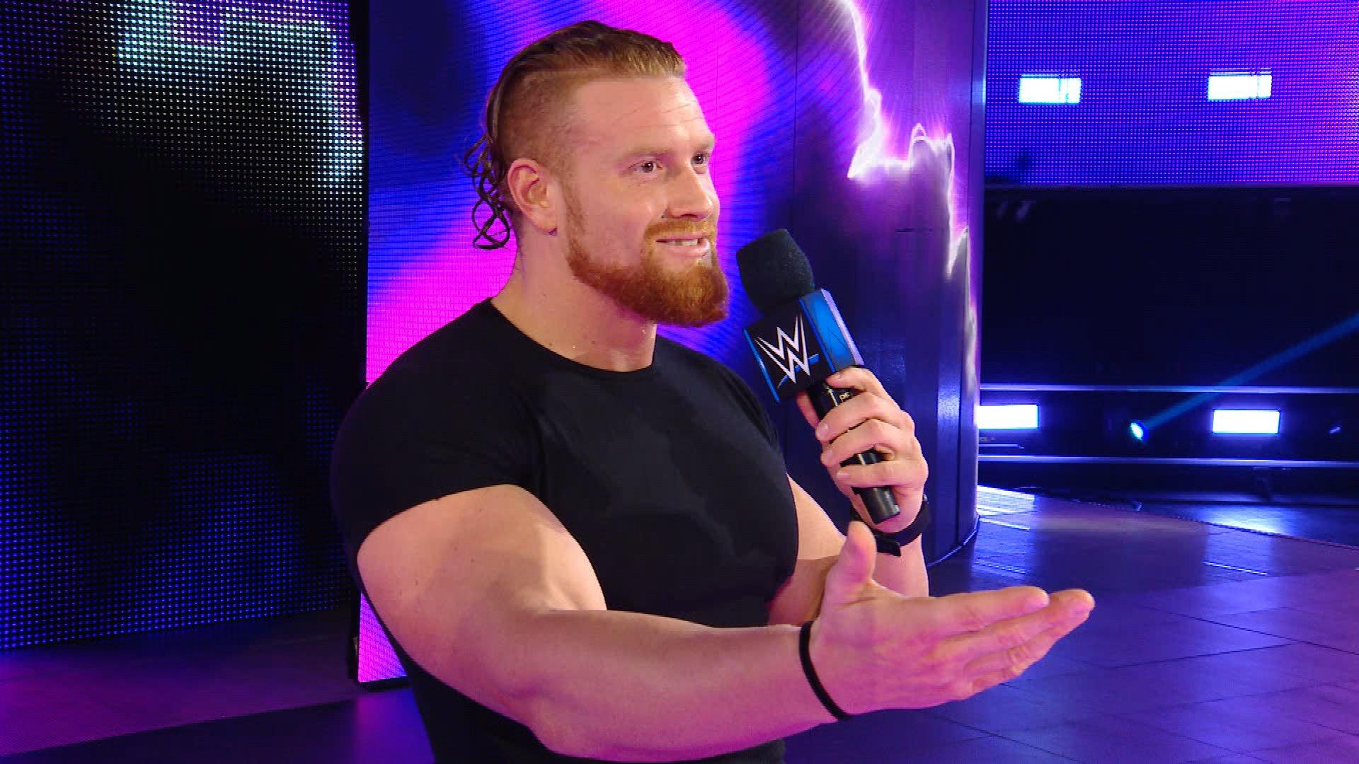 Buddy Murphy interpelle Ali: Exclusivité WWE.fr, 7 Mai 2019