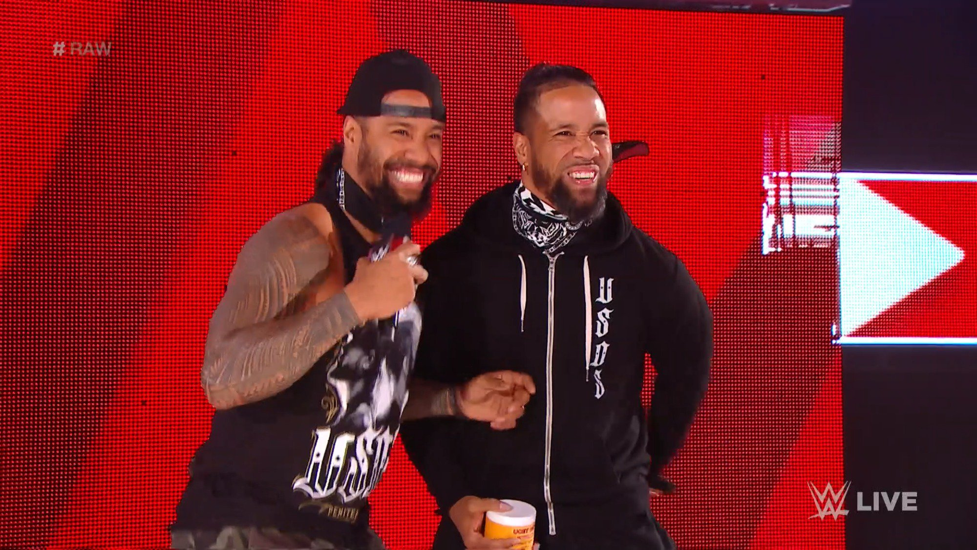 The Usos épicent les choses pour The Revival: Raw, 6 Mai 2019