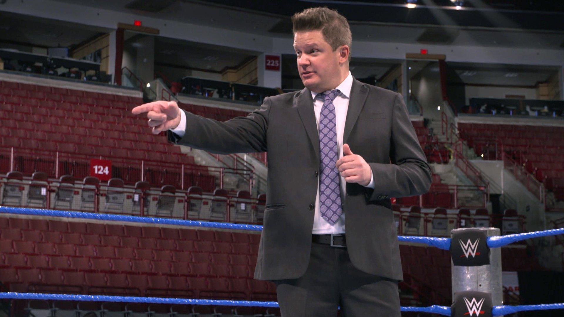Pourquoi Greg Hamilton est le meilleur ring announcer du monde: A WWE Mockumentary
