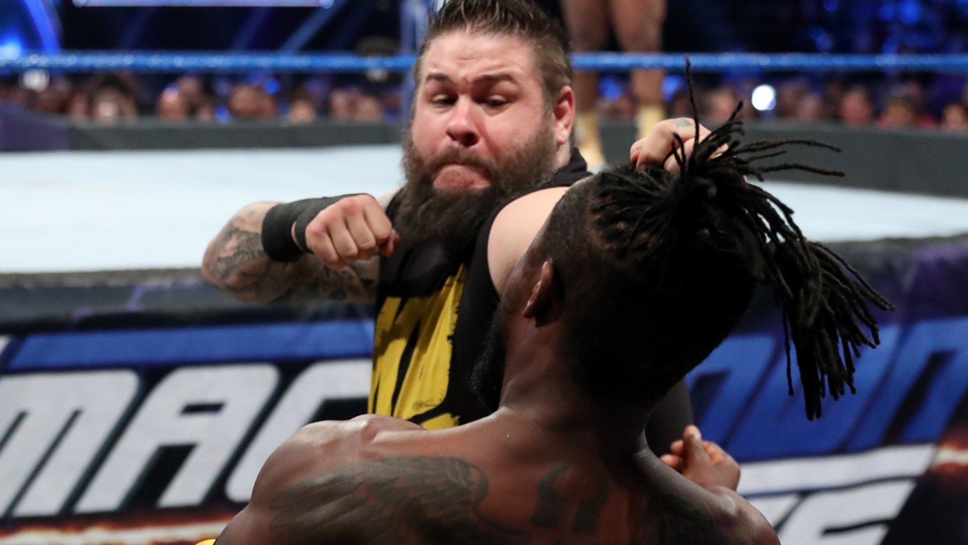 The New Day vs. Dolph Ziggler, Kevin Owens & Sami Zayn: SmackDown LIVE, 11 Juin 2019