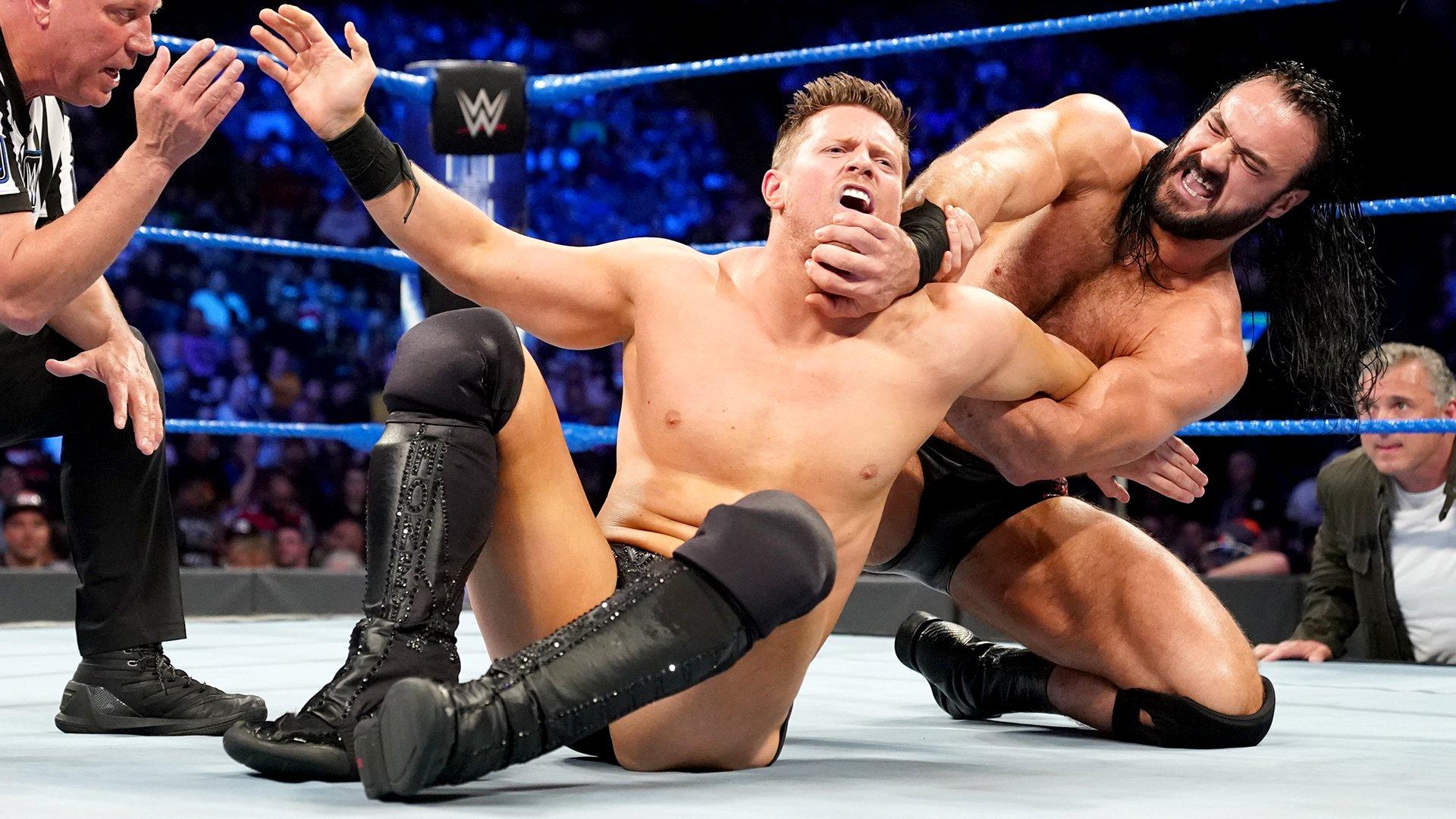 The Miz vs. Drew McIntyre: SmackDown LIVE, 11 Juin 2019