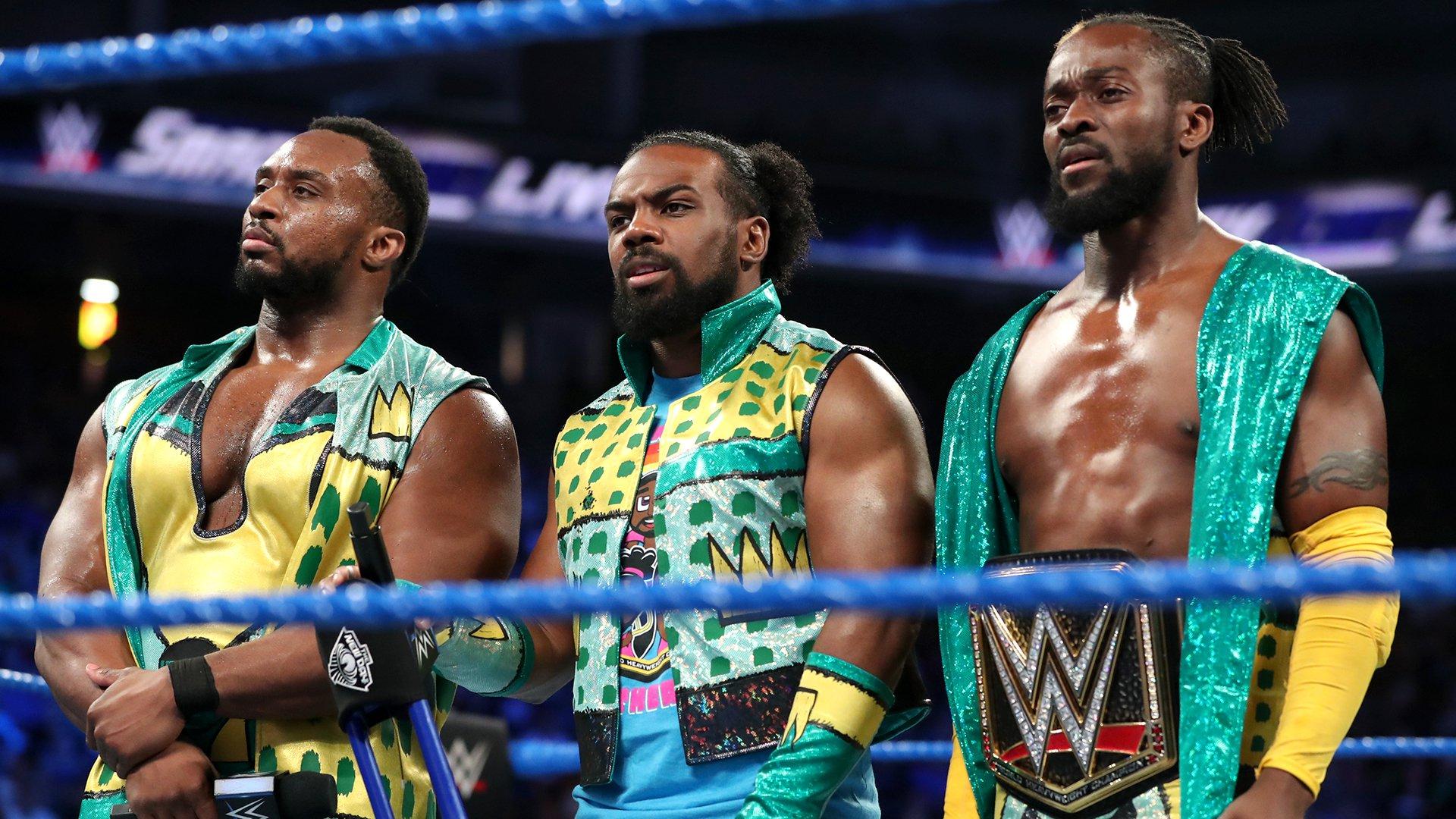 Le retour du New Day est gâché: SmackDown LIVE, 11 Juin 2019