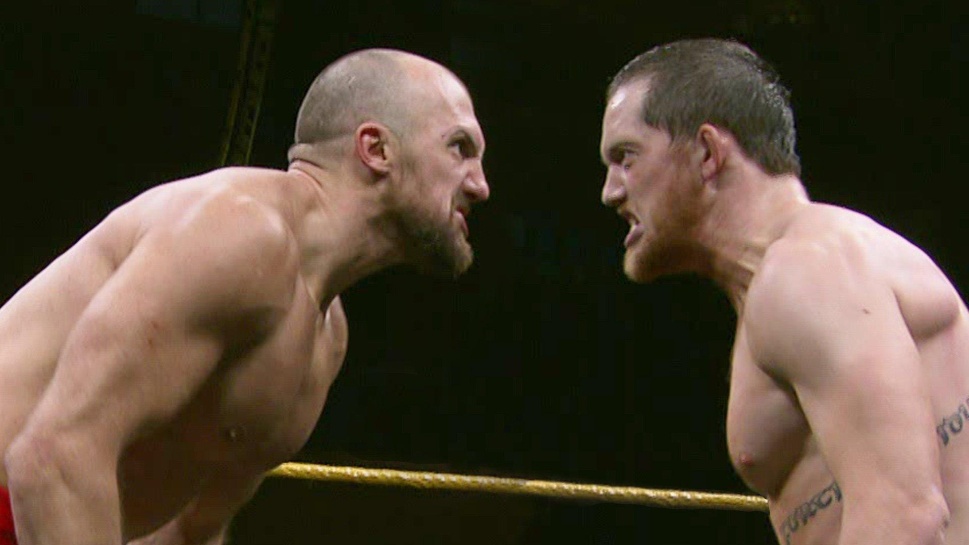 Oney Lorcan & Danny Burch vs. Undisputed ERA: WWE NXT, 12 Juin 2019