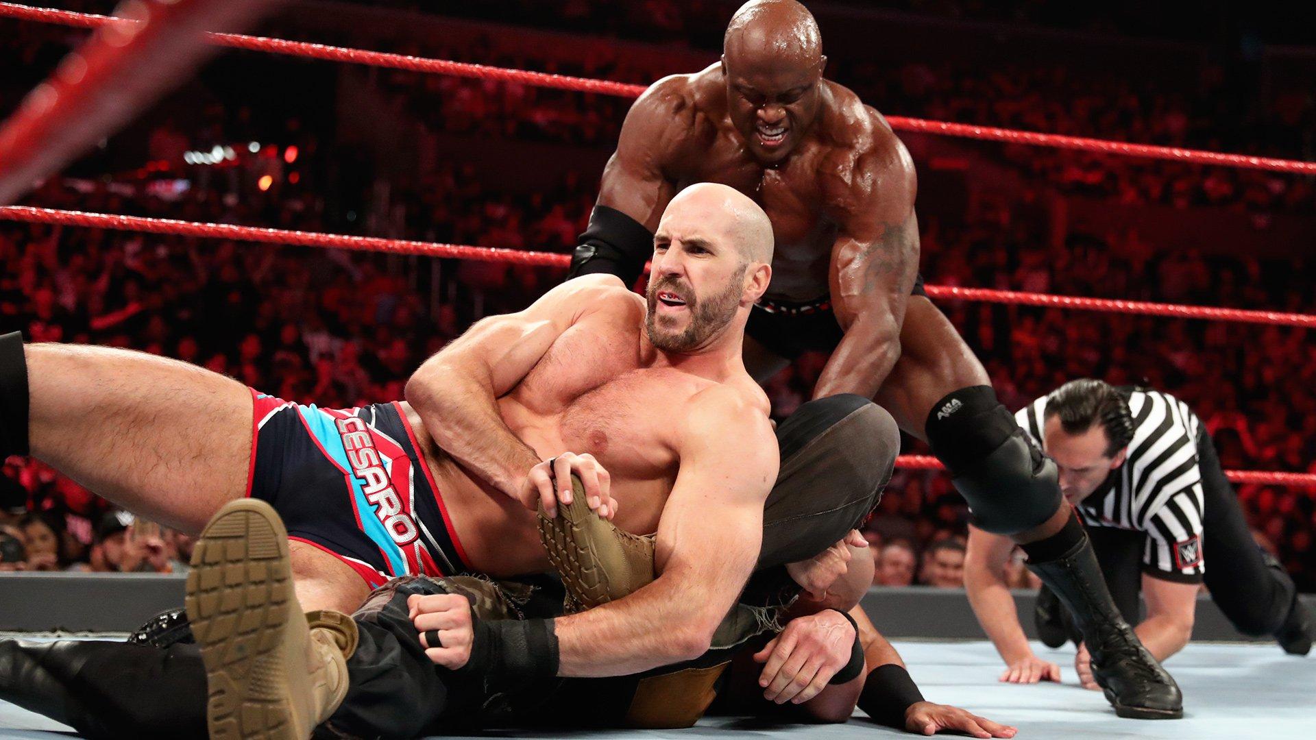 Les Meilleurs Moments de Raw: 17 Juin 2019