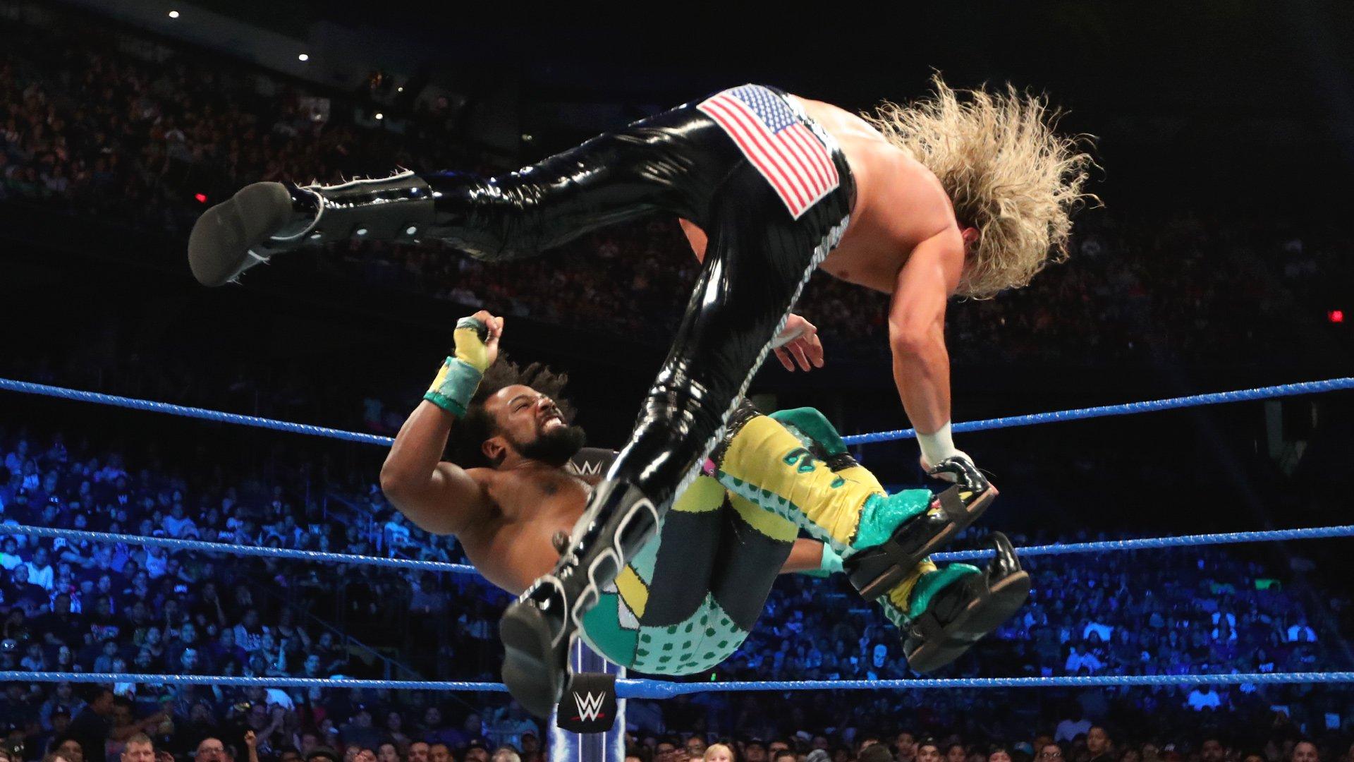 Xavier Woods vs. Dolph Ziggler: SmackDown LIVE, 18 Juin 2019