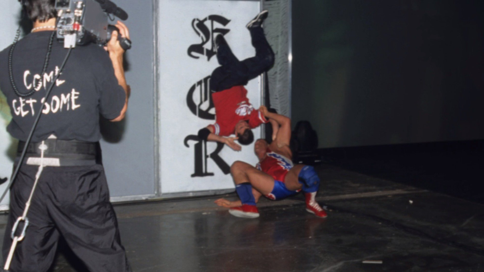 WWE Untold: La Bataille Brutale entre Shane et Angle - Ce soir sur WWE Network
