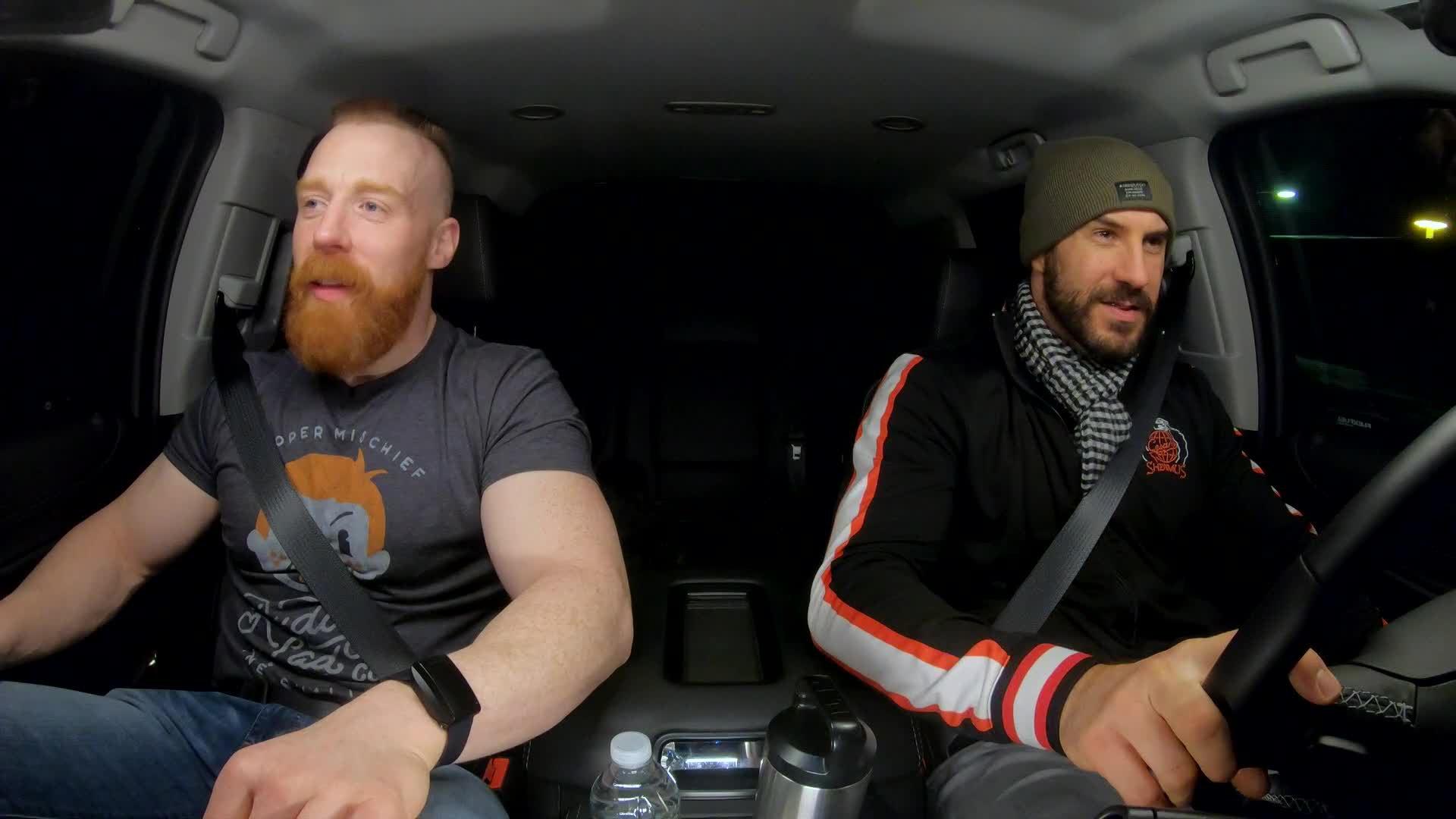 WWE Ride Along: The Bar Car - ce soir après Raw