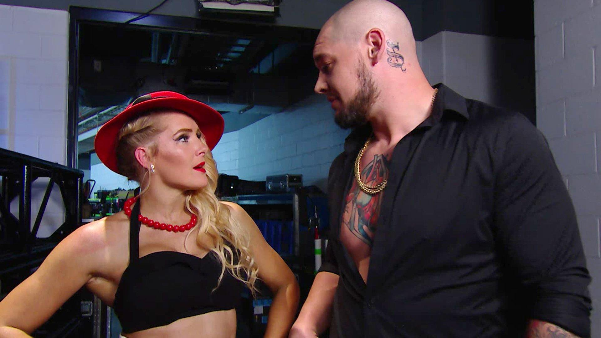 Baron Corbin et Lacey Evans s'amusent de la misère de Seth Rollins et Becky Lynch: Raw, 8 Juillet 2019