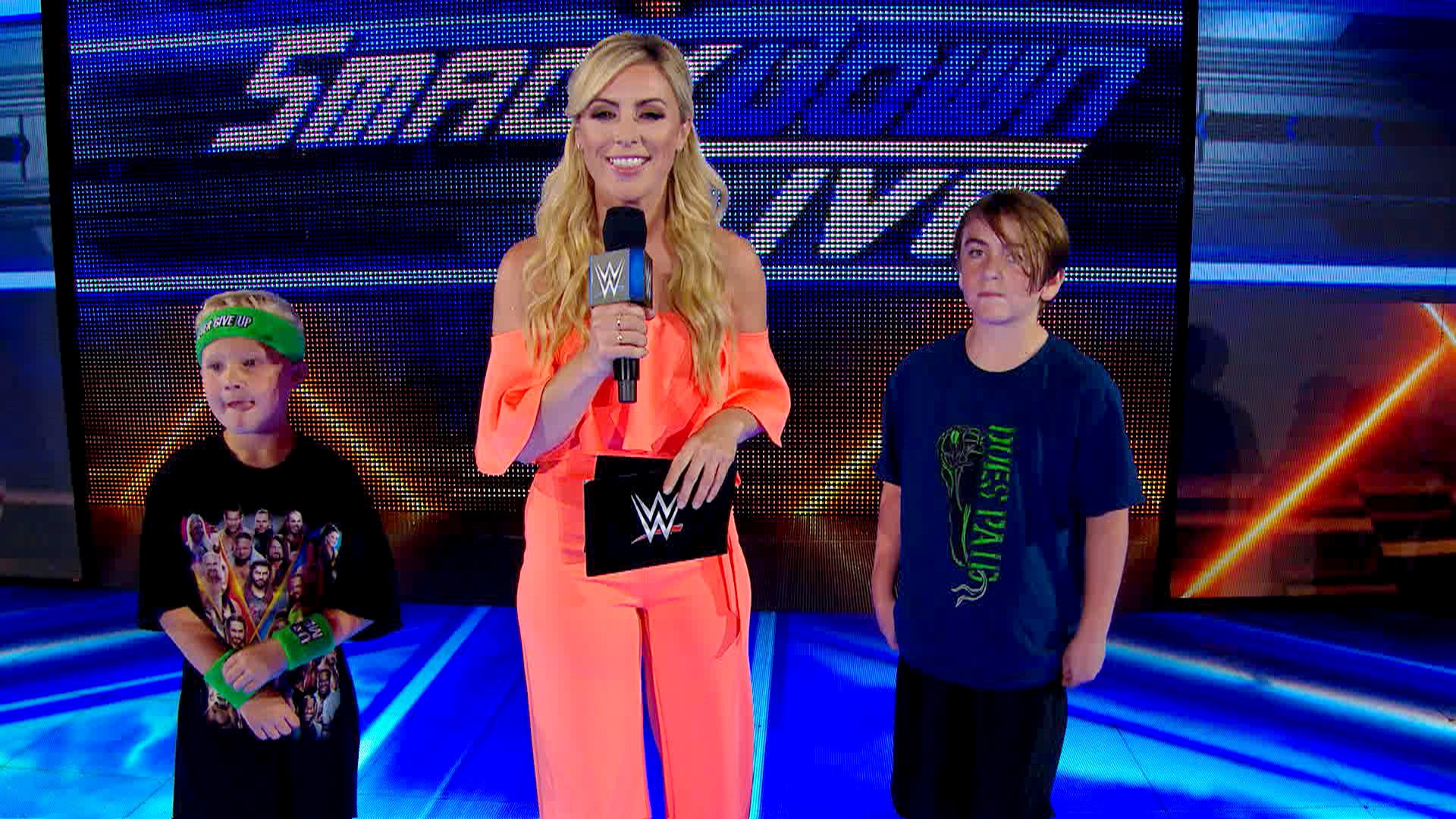 Sarah Schreiber teste les connaissances des fans WWE: Exclusivité WWE.fr, 9 Juillet 2019