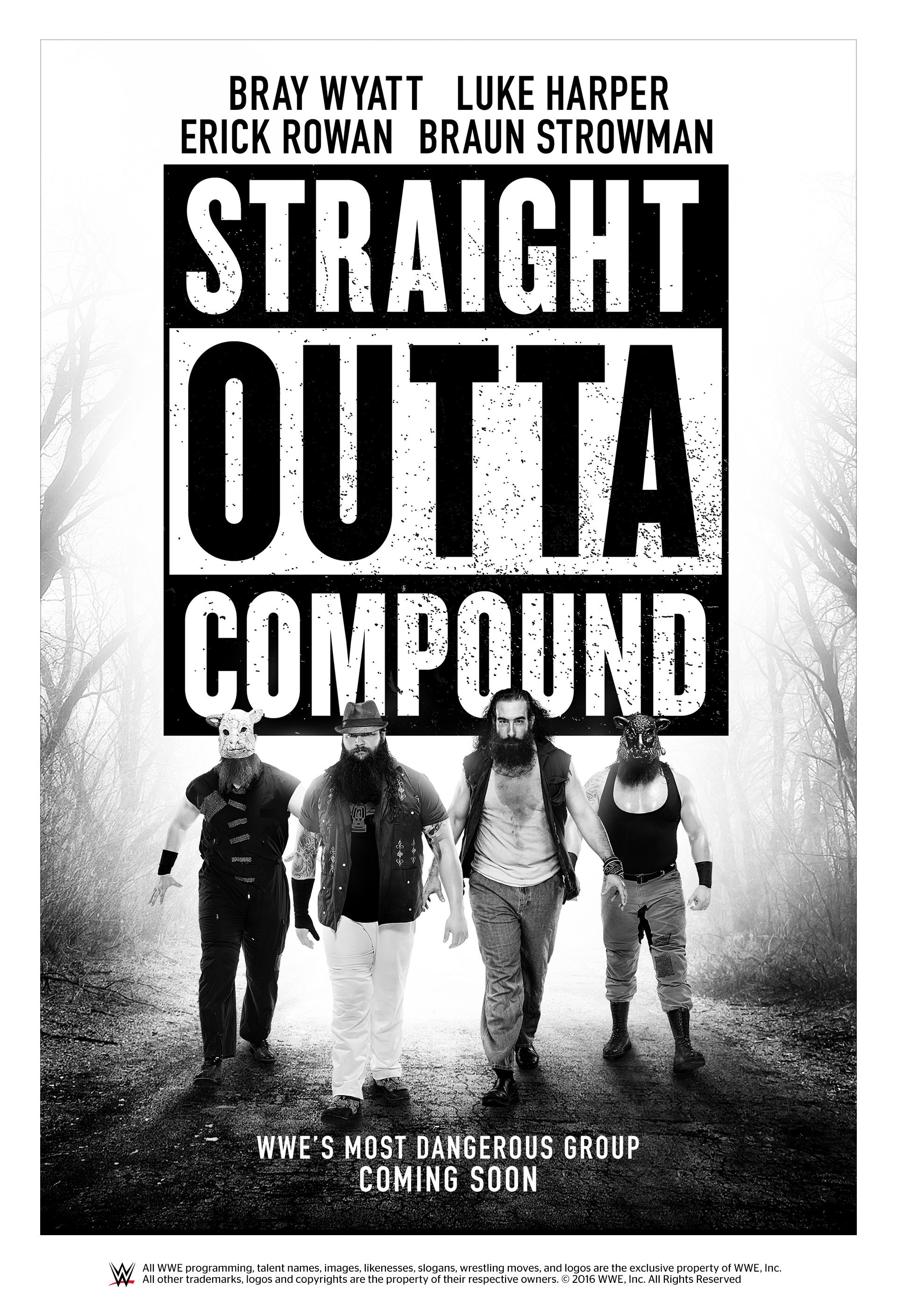 Straight Outta Compound poster