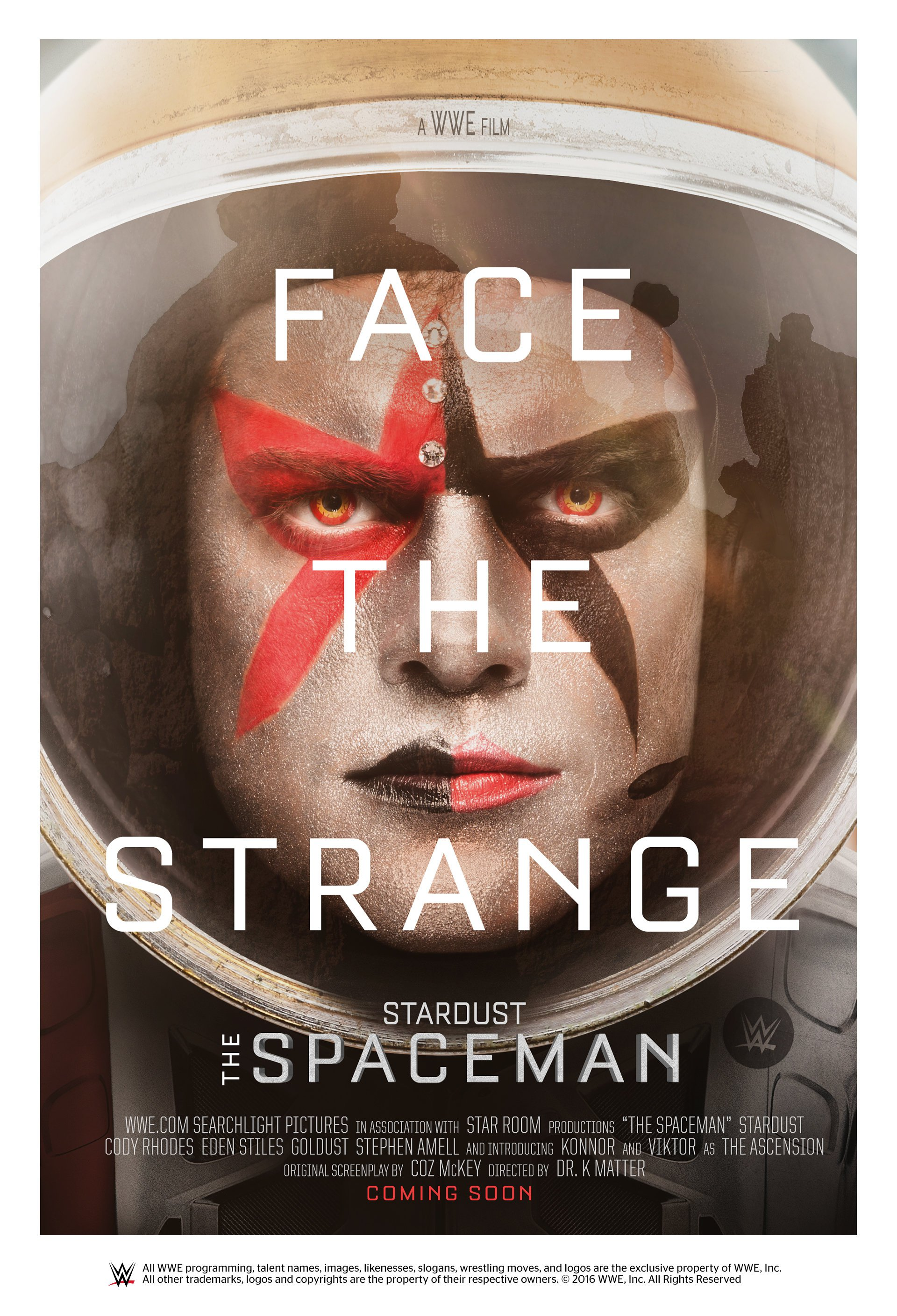 The Spaceman poster