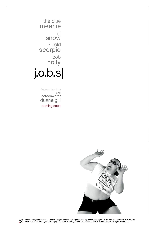 J.O.B.S. poster